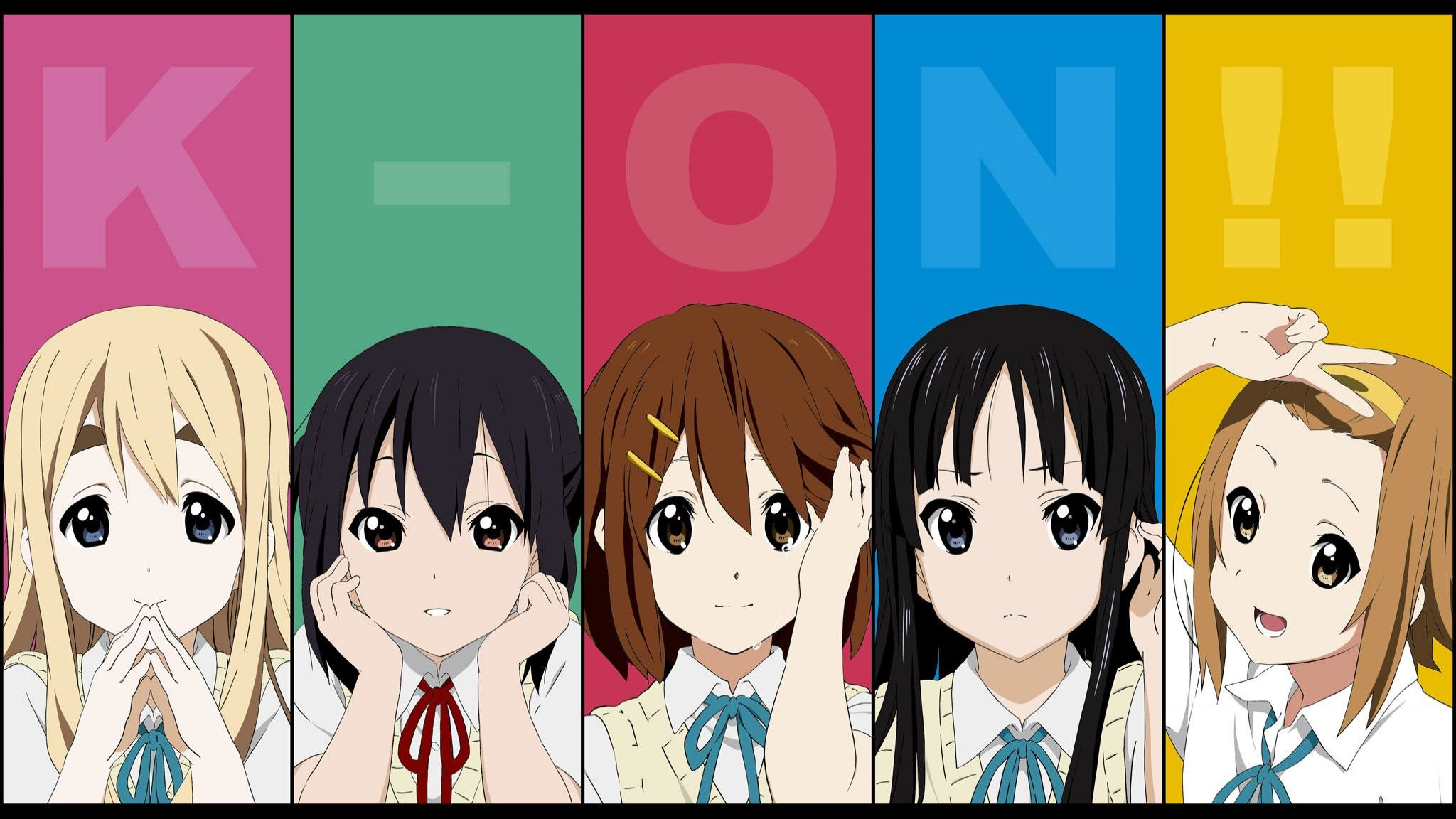 High resolution K-ON! hd 2048x1152 wallpaper ID:212782 for desktop