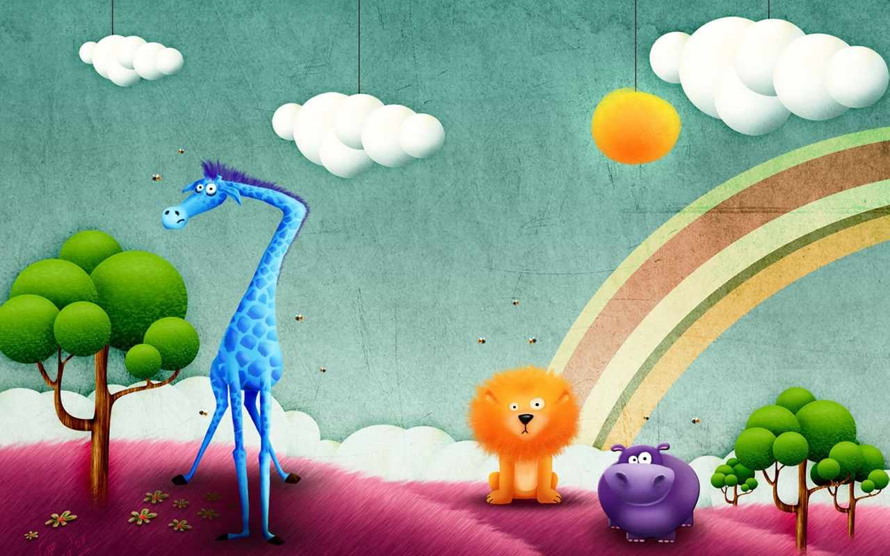 Best Cool Cartoon Art Wallpaper Id196025 For High