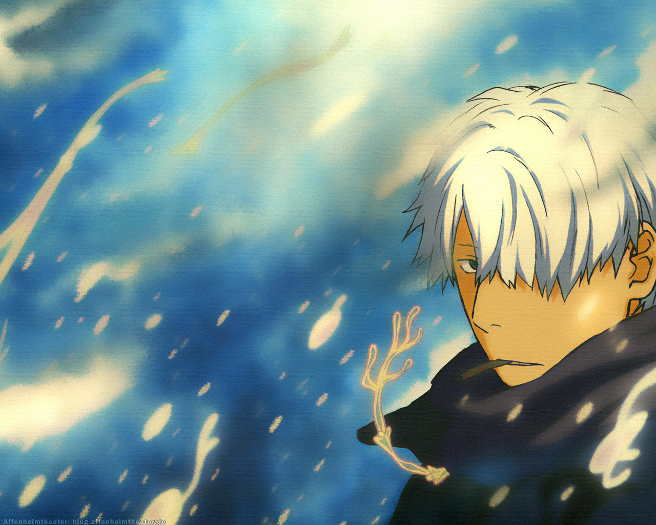 Download hd 1280x1024 Mushishi PC background ID:457673 for free