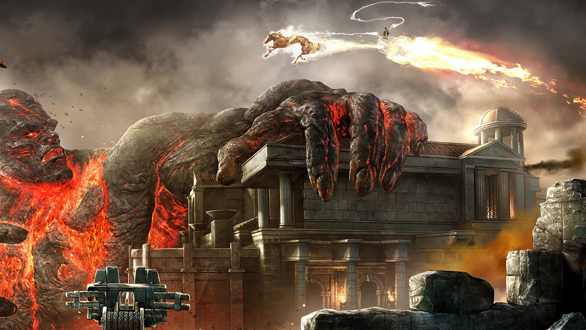 Best God Of War 3 Wallpaper Id40740 For High Resolution