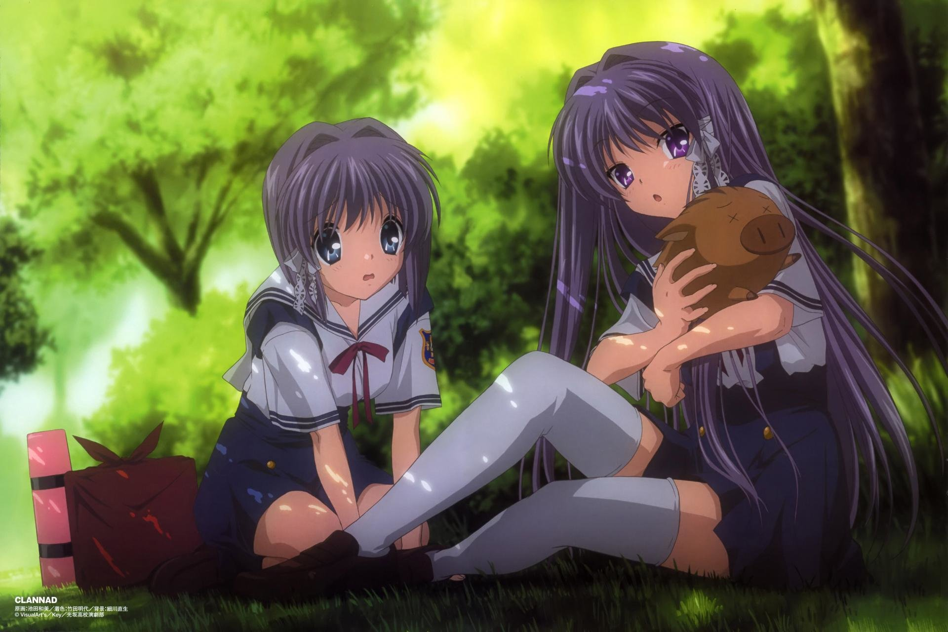 Free Kyou Fujibayashi high quality background ID:316519 for hd 1920x1280 desktop