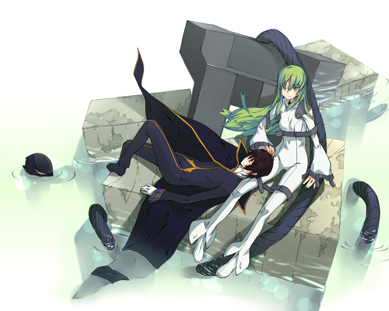 Download hd 1280x1024 Code Geass computer background ID:44034 for free