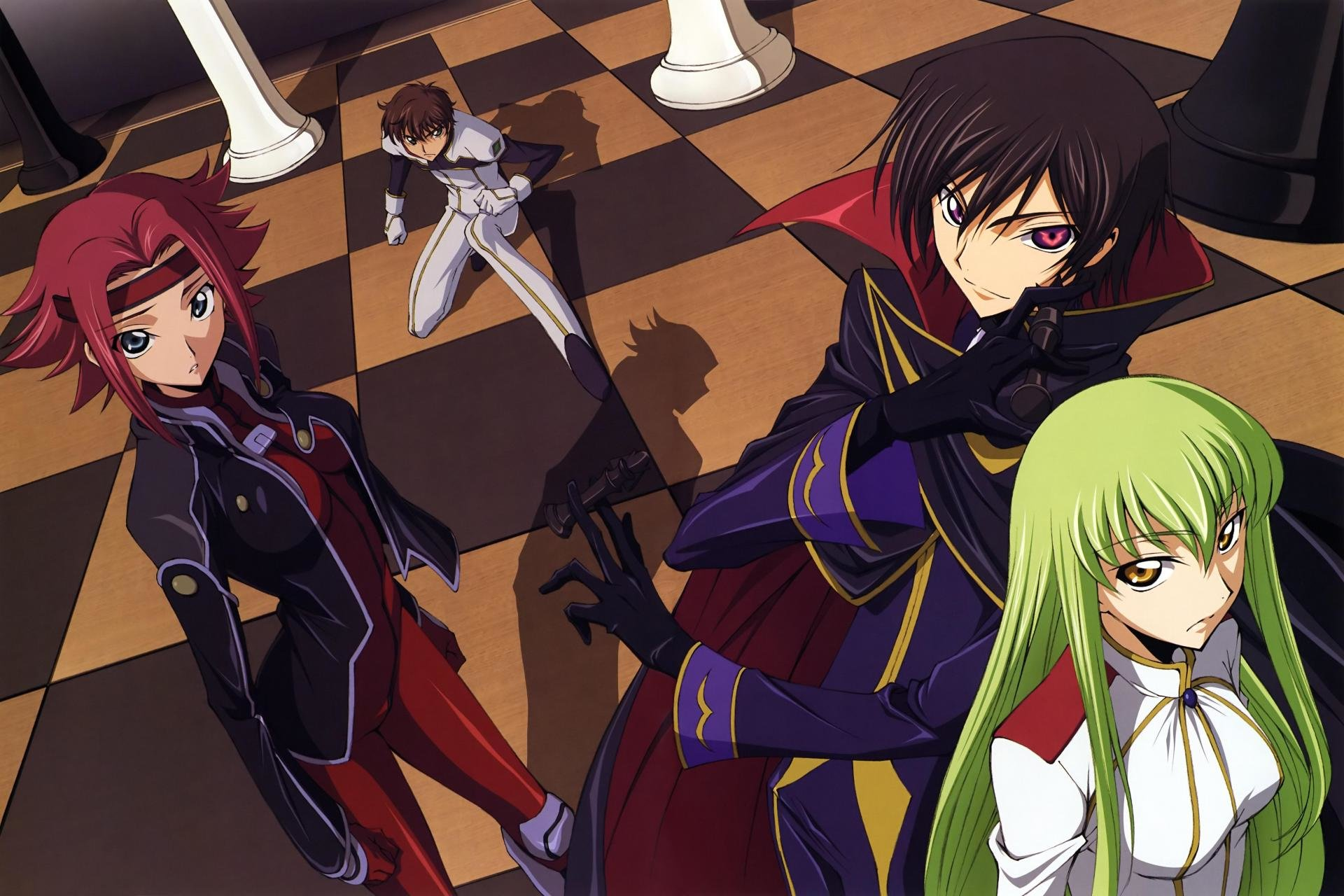 Awesome Code Geass free wallpaper ID:44023 for hd 1920x1280 desktop