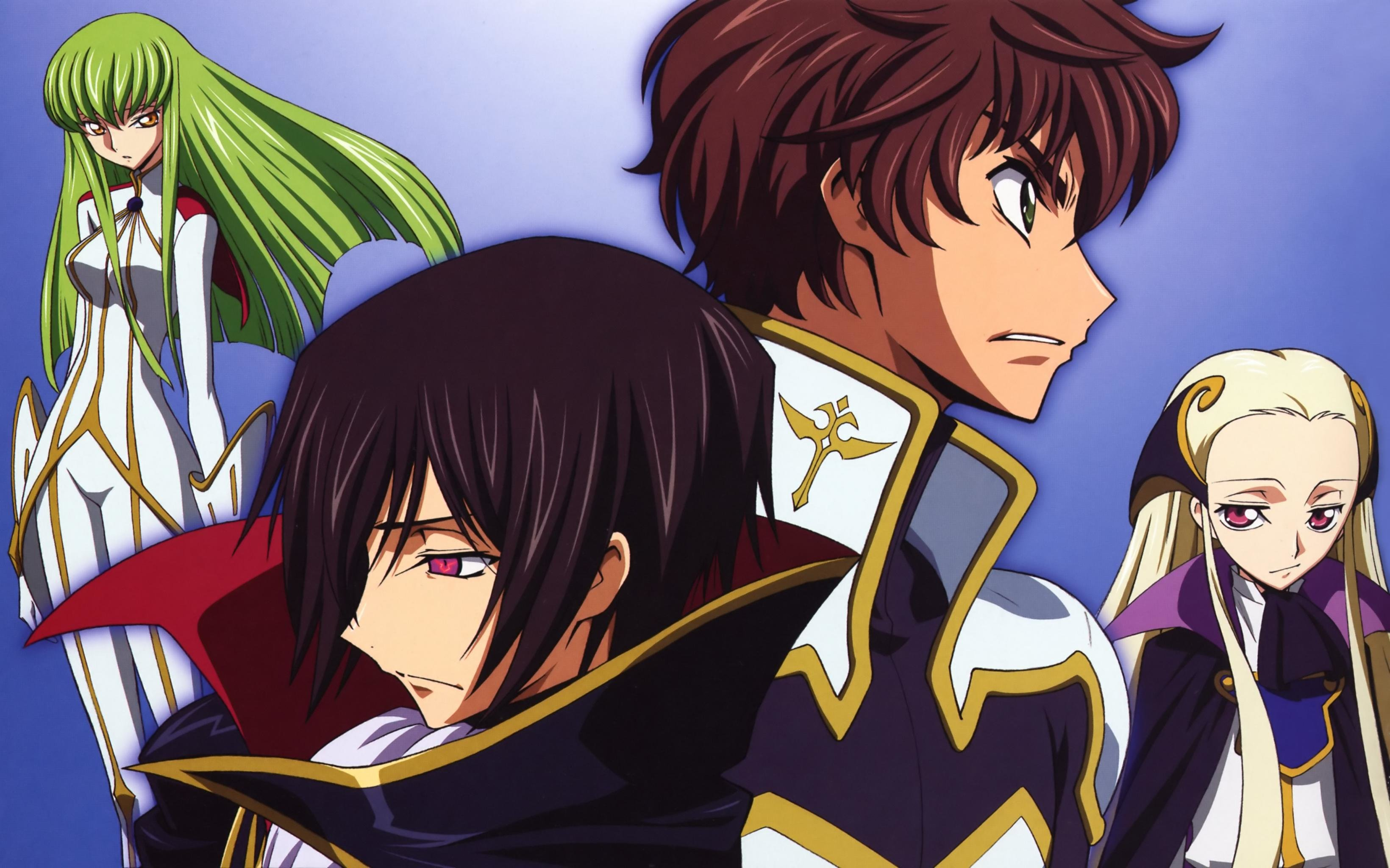 Best Code Geass wallpaper ID:43801 for High Resolution hd 3280x2048 PC