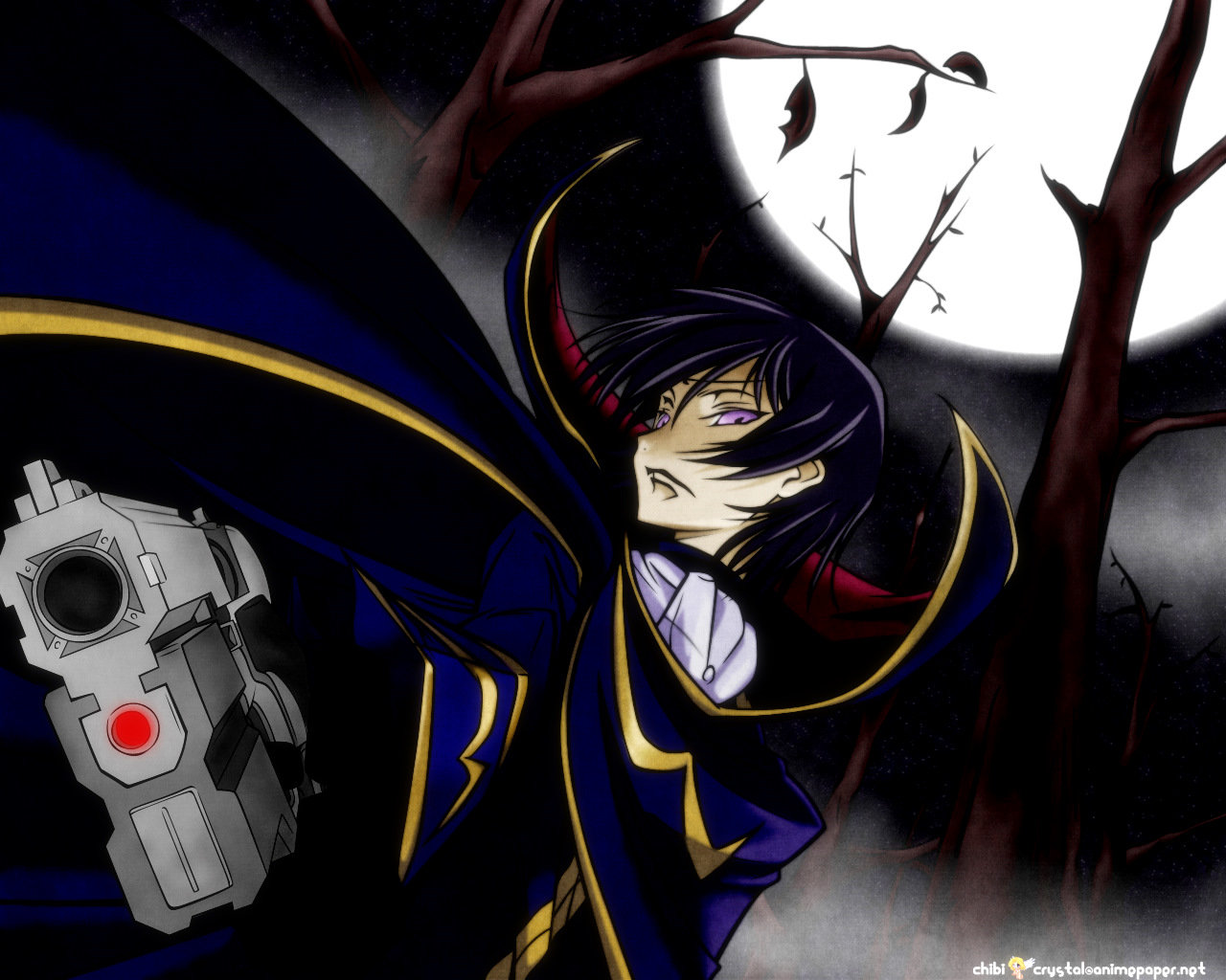 High resolution Lelouch Lamperouge hd 1280x1024 background ID:44978 for desktop