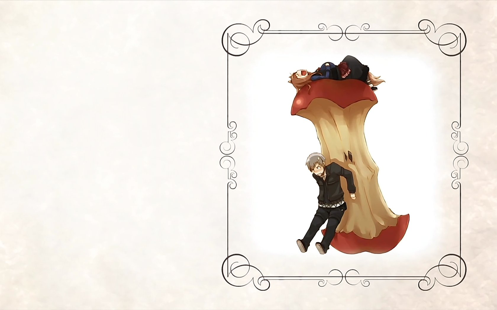 High resolution Spice And Wolf hd 1680x1050 wallpaper ID:399631 for PC