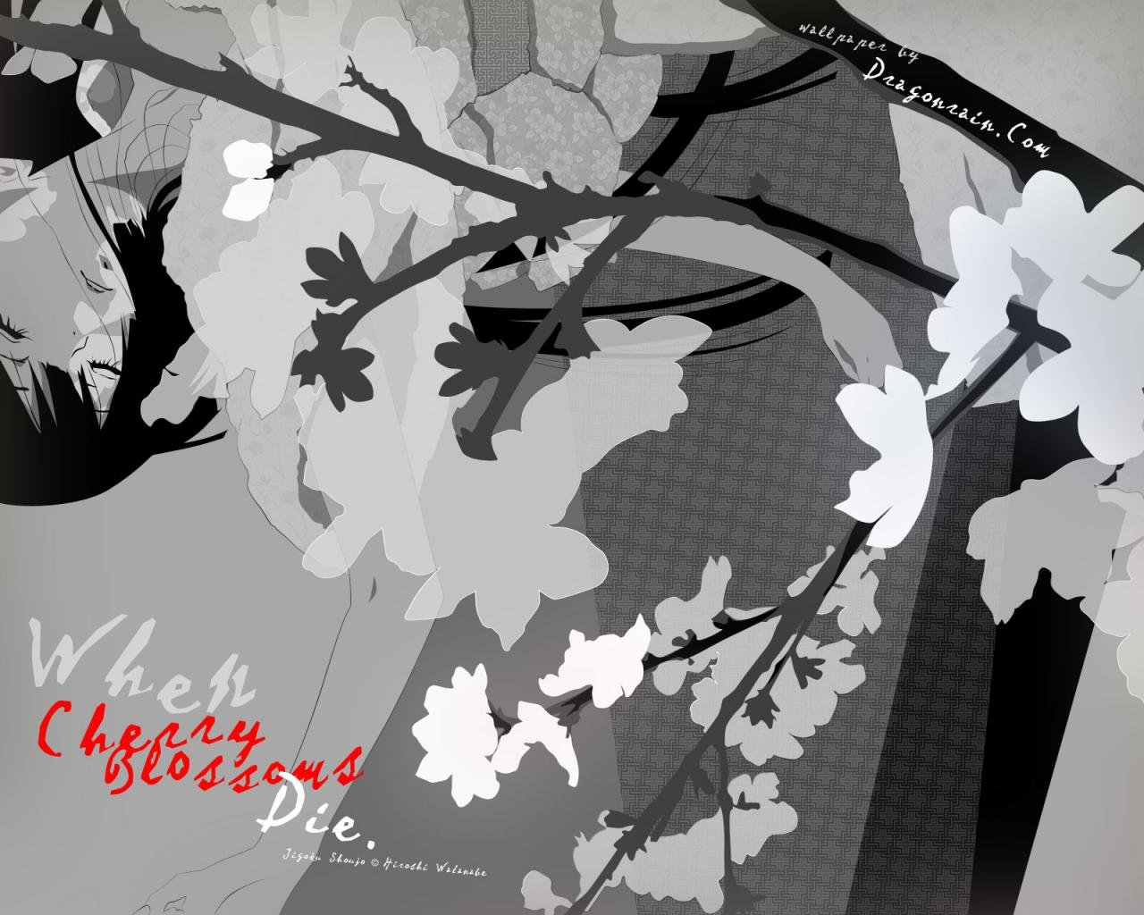 Free download Jigoku Shojo background ID:353636 hd 1280x1024 for PC