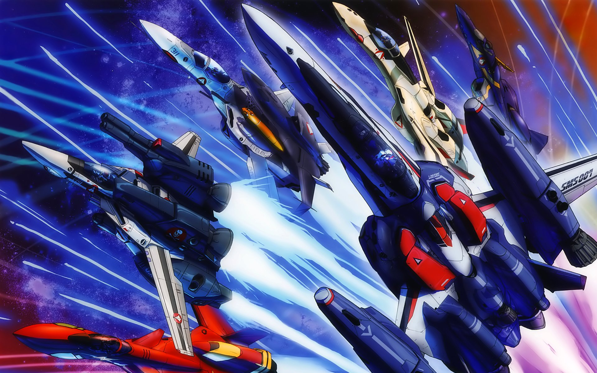 Free download Macross wallpaper ID:352180 hd 1920x1200 for PC