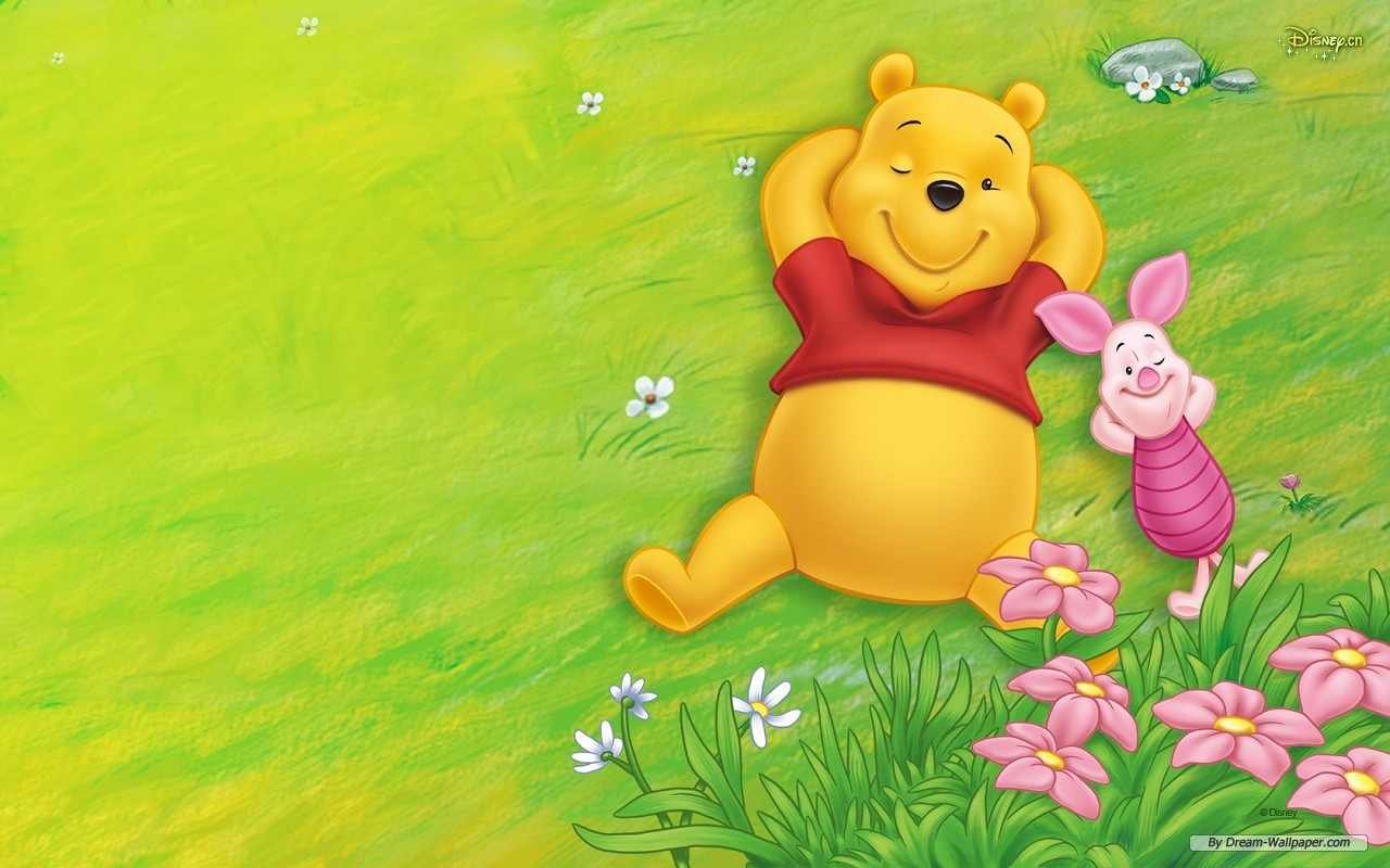 Download Hd 1280x800 Winnie The Pooh Computer Wallpaper ID74420 For Free
