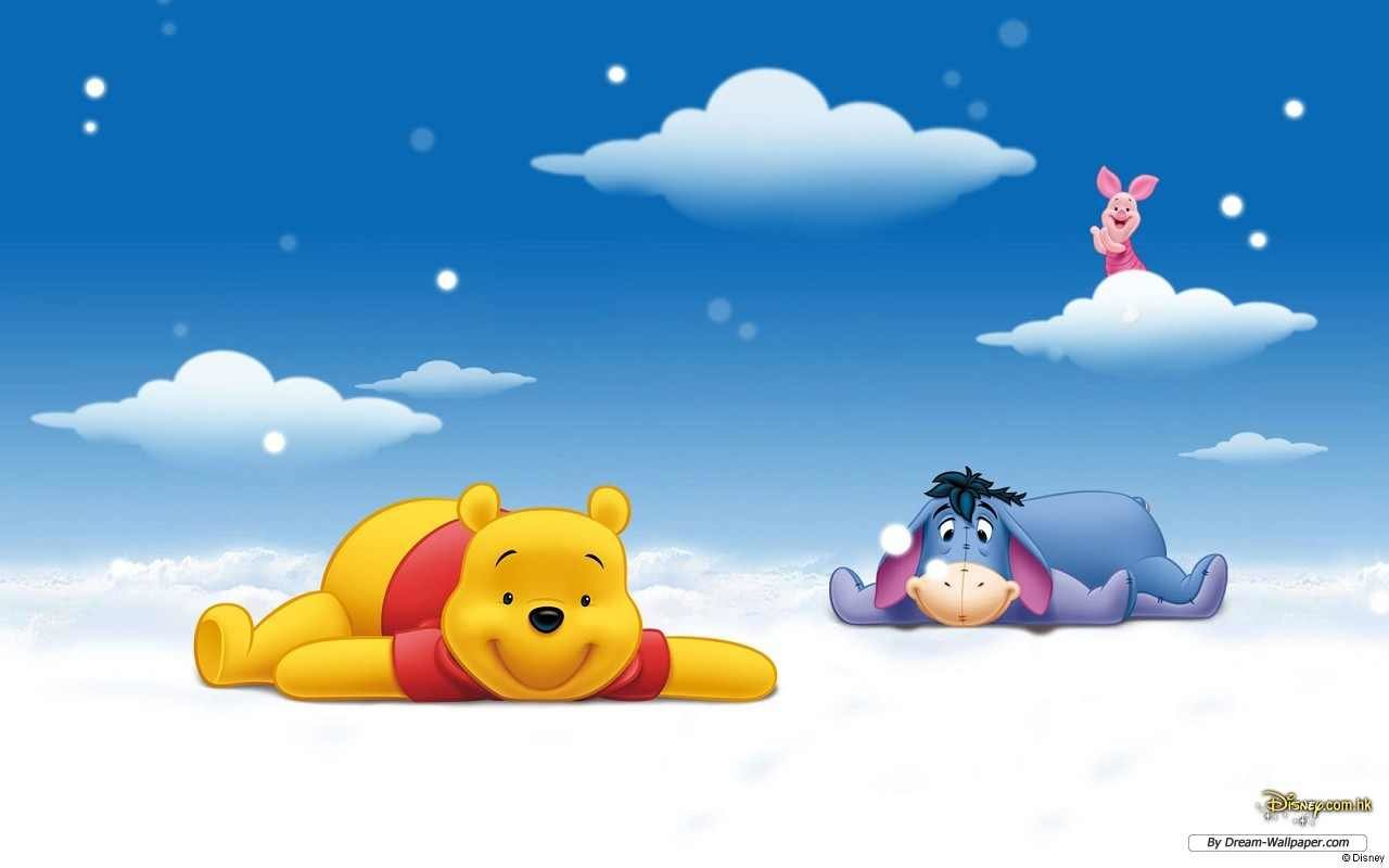 Winnie The Pooh wallpapers HD for