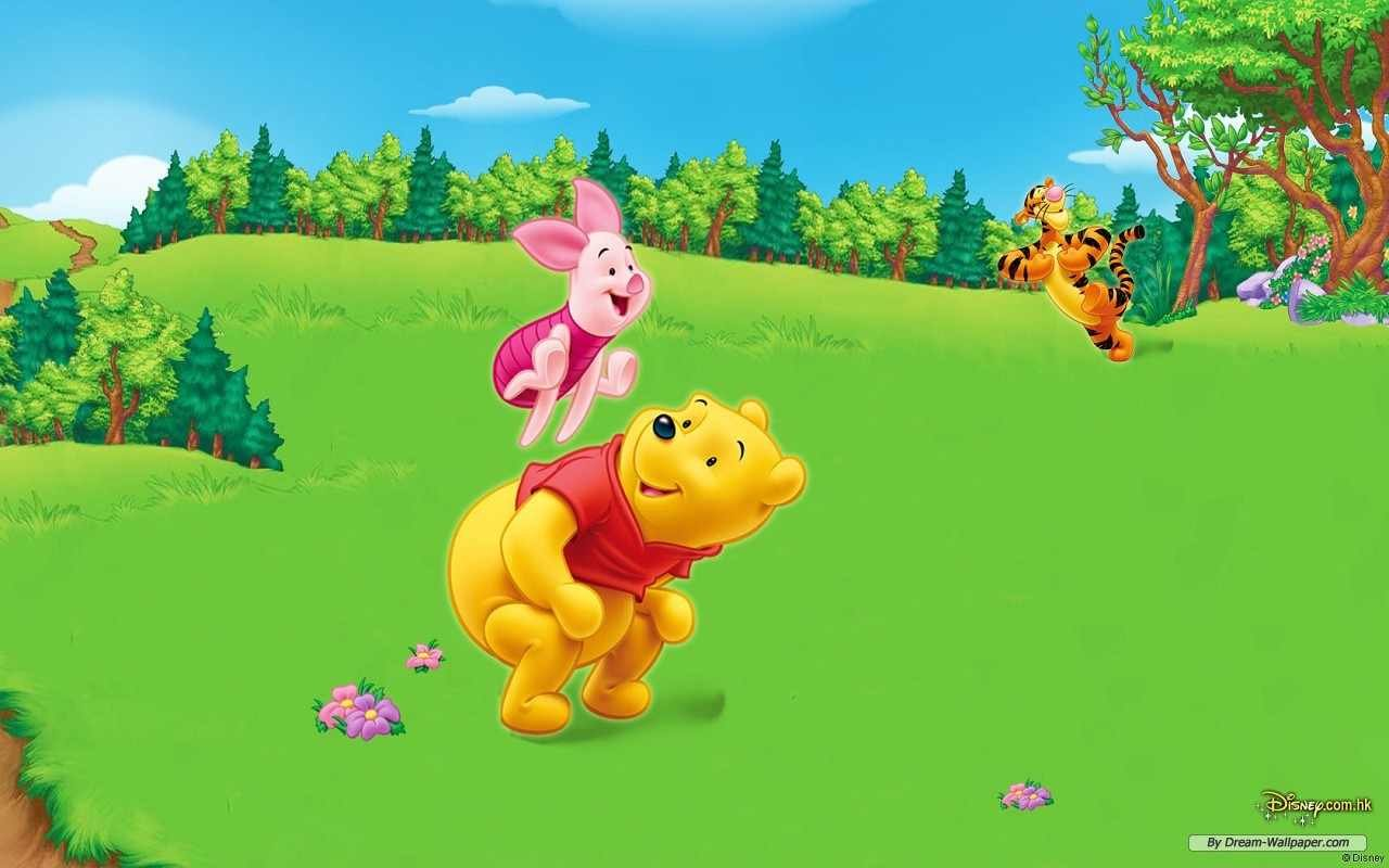 High Resolution Winnie The Pooh Hd 1280x800 Wallpaper ID74479 For Computer