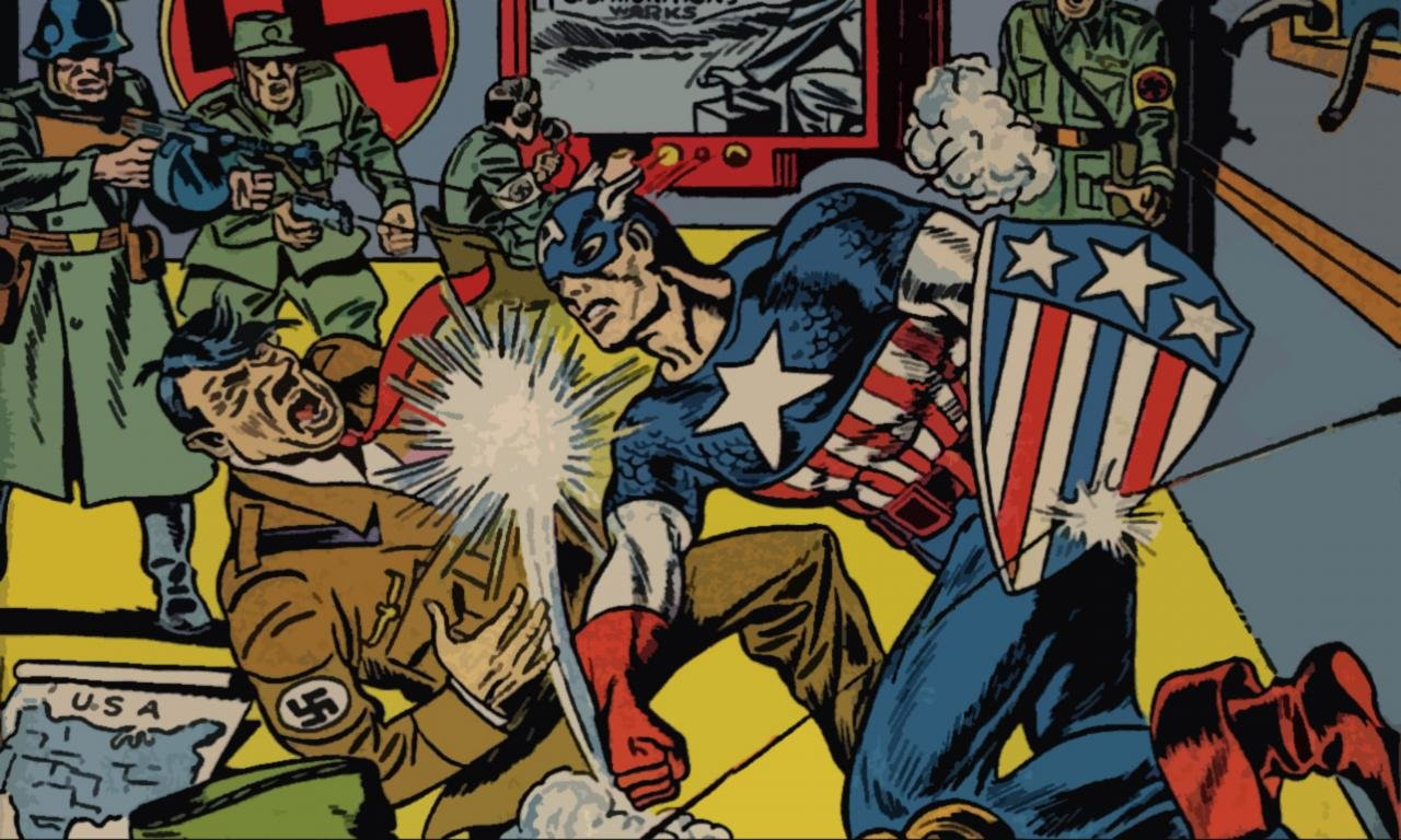 Best Captain America (Marvel comics) wallpaper ID:292745 for High Resolution hd 1280x768 desktop