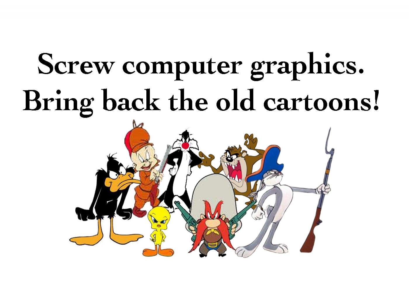 Download hd 1400x1050 Looney Tunes desktop wallpaper ID:22588 for free