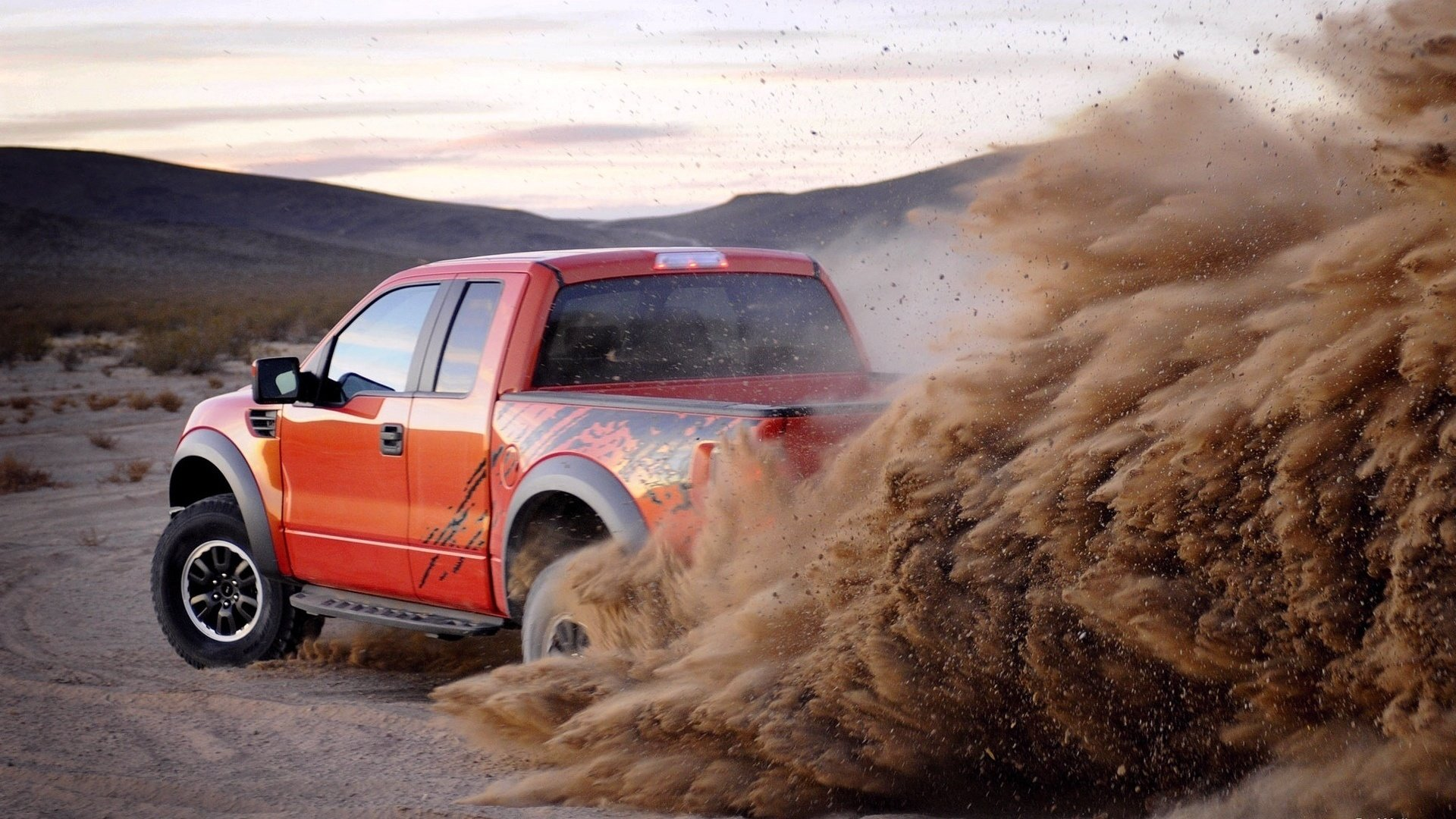 Best Ford Raptor Wallpaper Id 275797 For High Resolution Hd 1080p