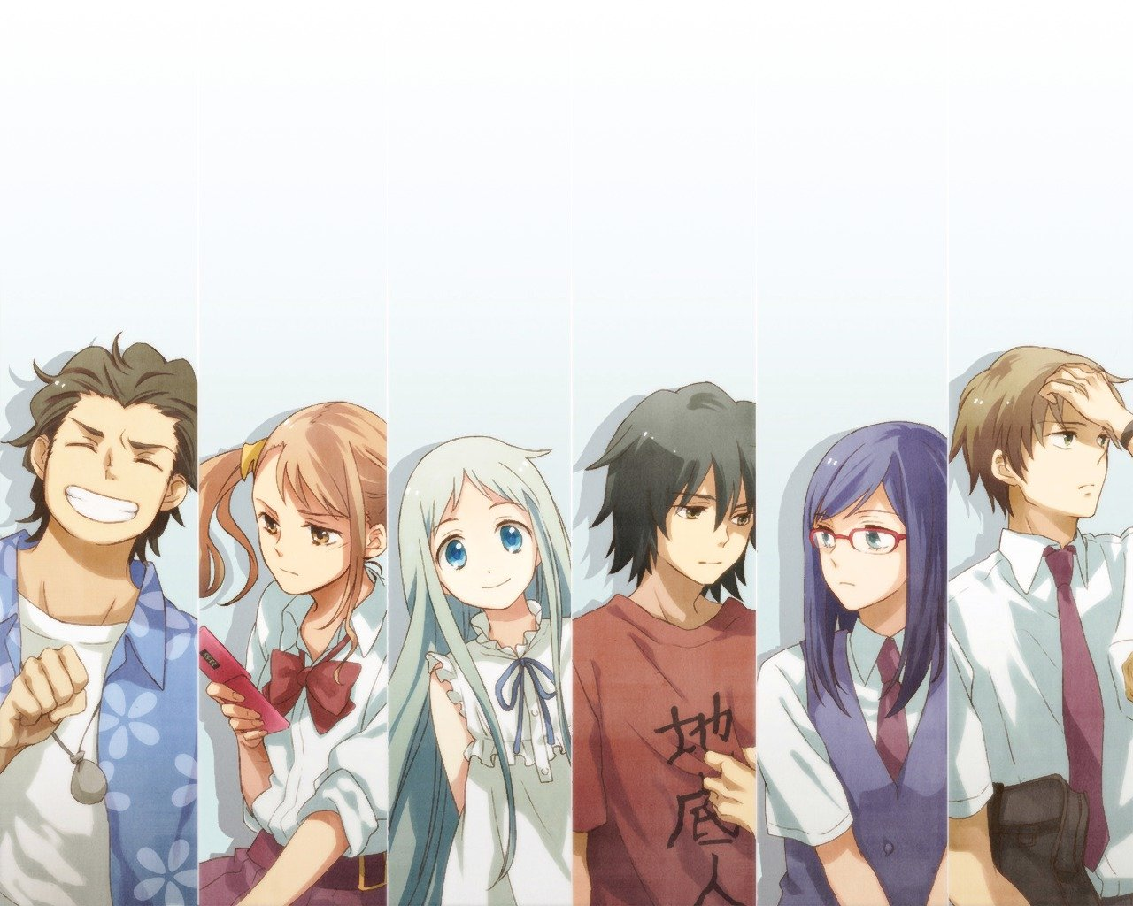 High resolution Anohana hd 1280x1024 background ID:382151 for desktop