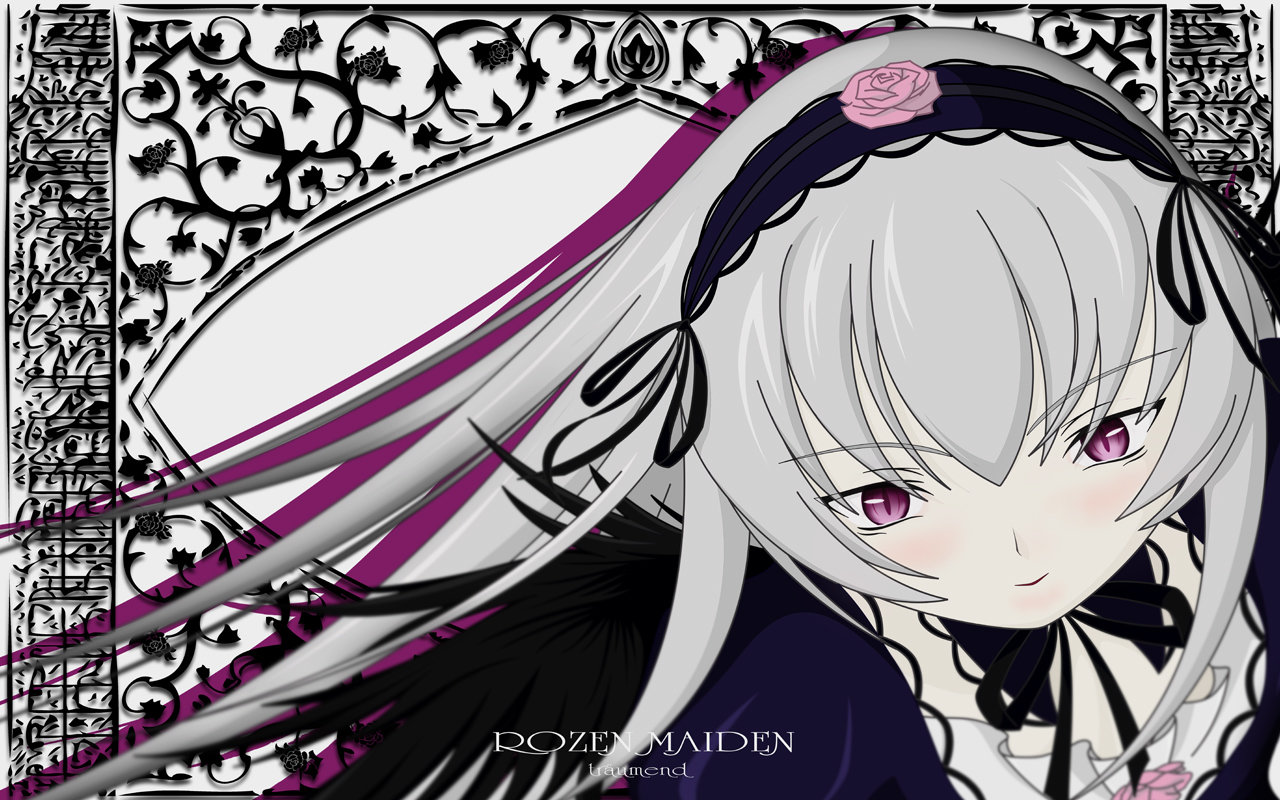 Free download Rozen Maiden background ID:357430 hd 1280x800 for computer