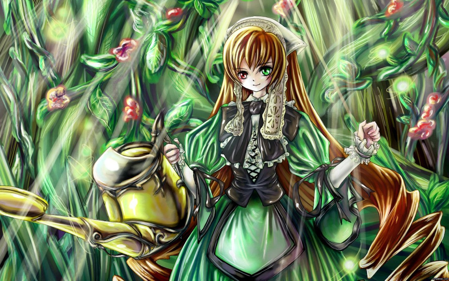 High resolution Rozen Maiden hd 1440x900 wallpaper ID:357469 for desktop