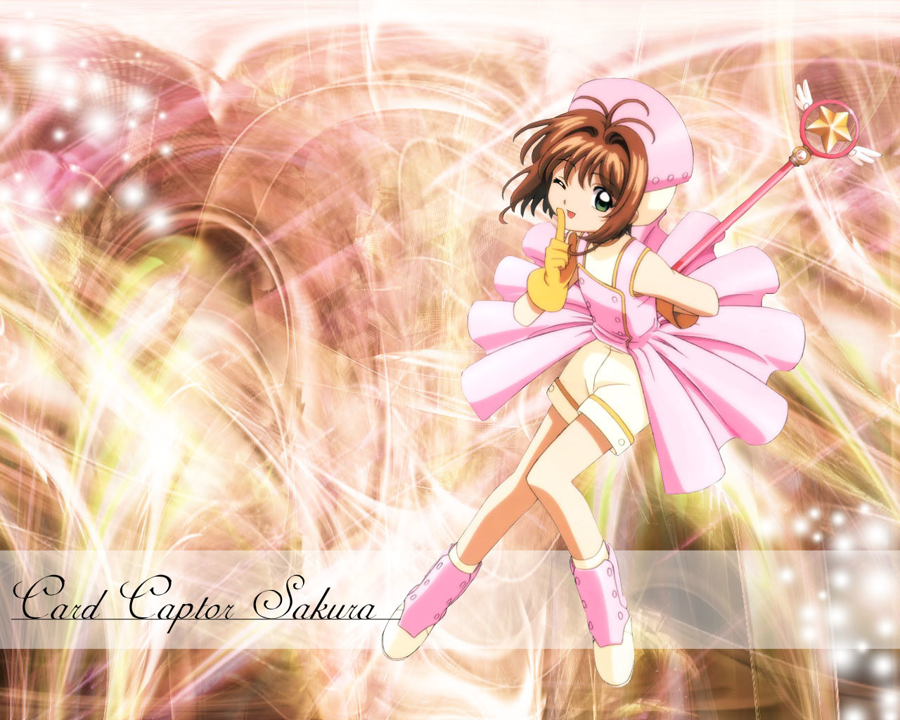 Download hd 1280x1024 Cardcaptor Sakura desktop background ID:273764 for free