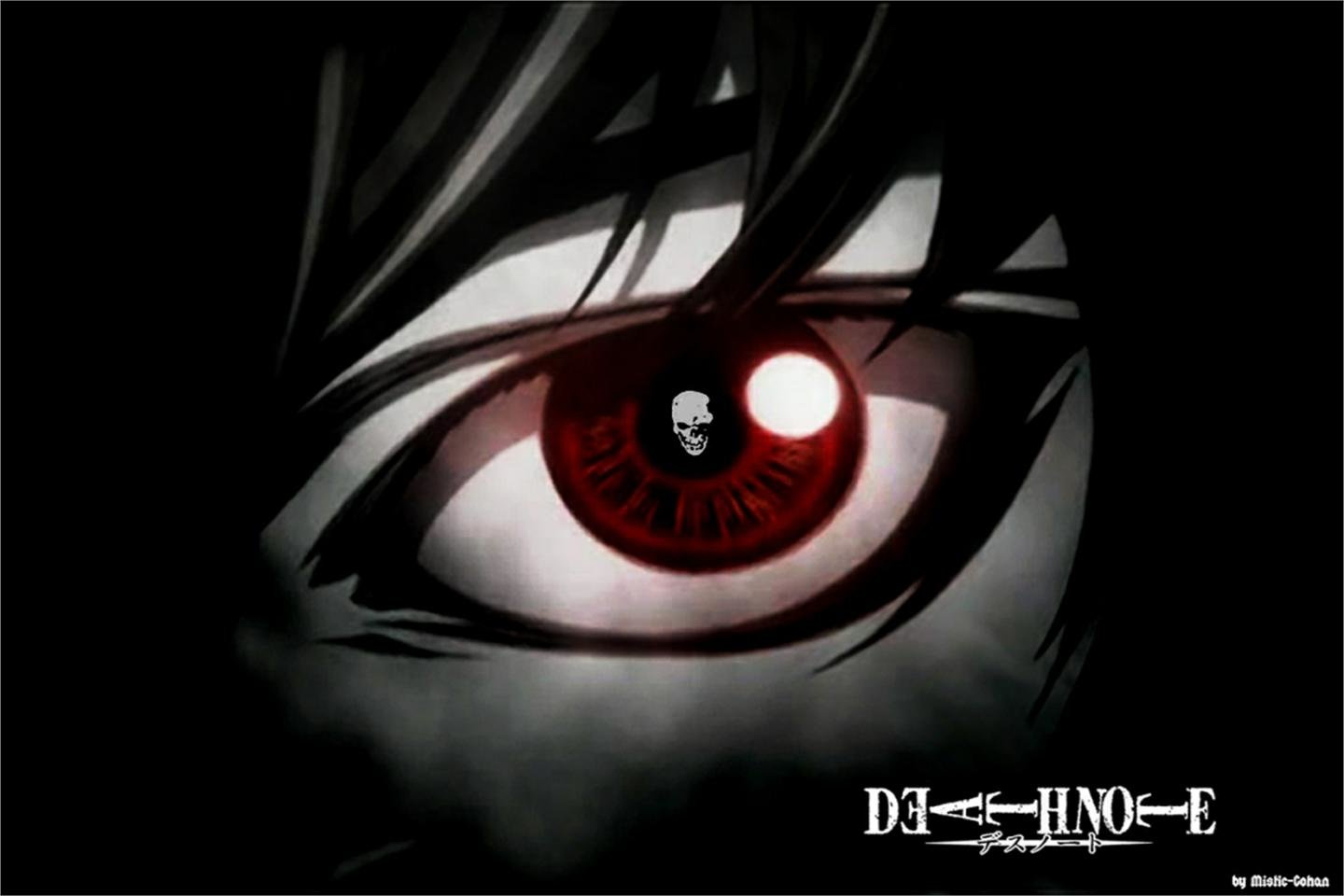 Awesome Death Note free wallpaper ID:402740 for hd 1440x960 desktop