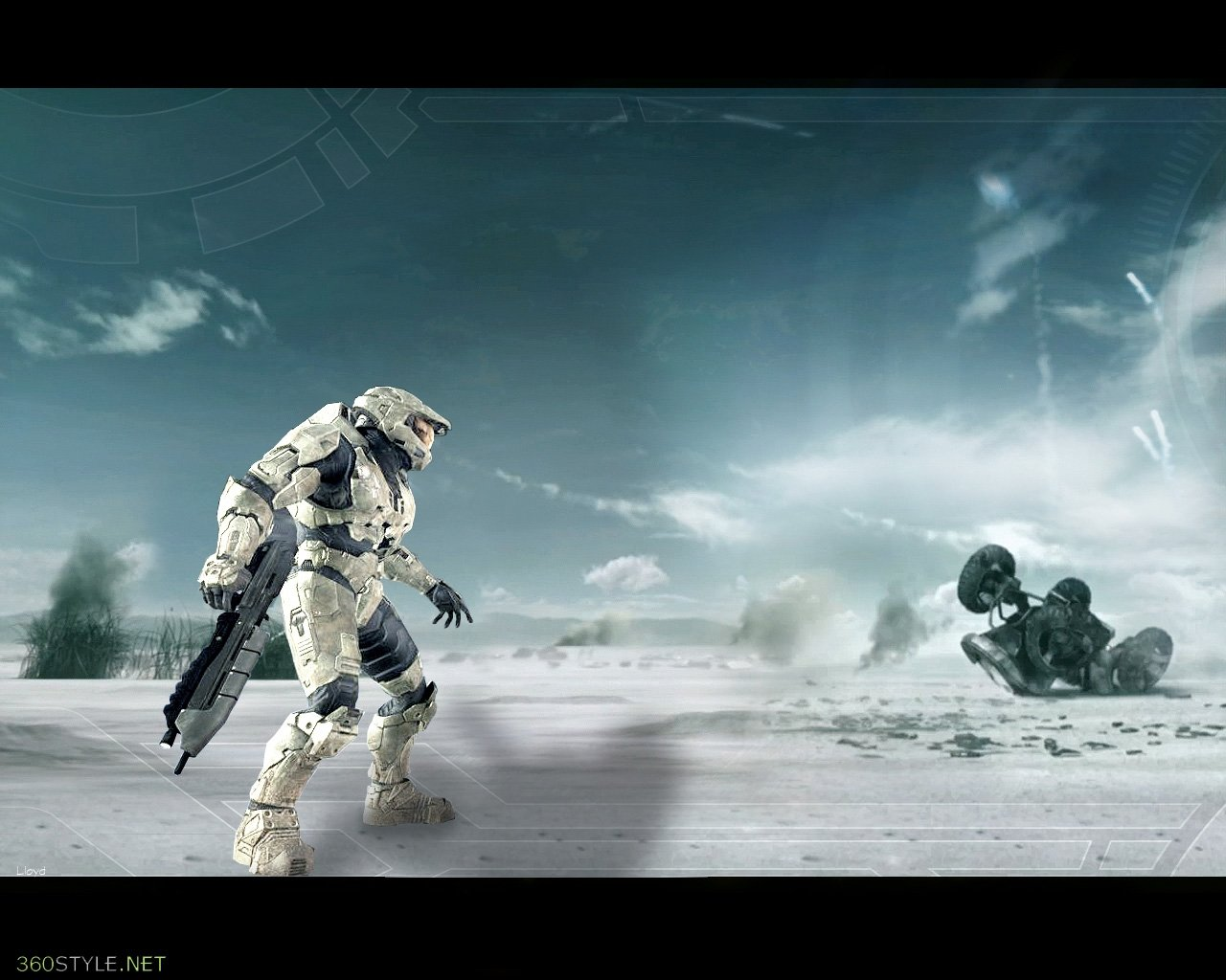 Free download Halo background ID:105041 hd 1280x1024 for computer