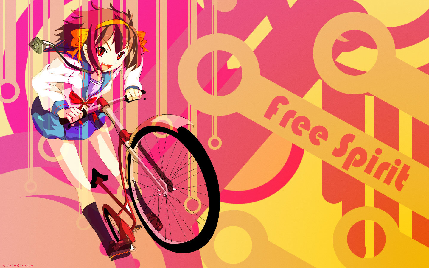Free The Melancholy Of Haruhi Suzumiya high quality wallpaper ID:139439 for hd 1440x900 PC