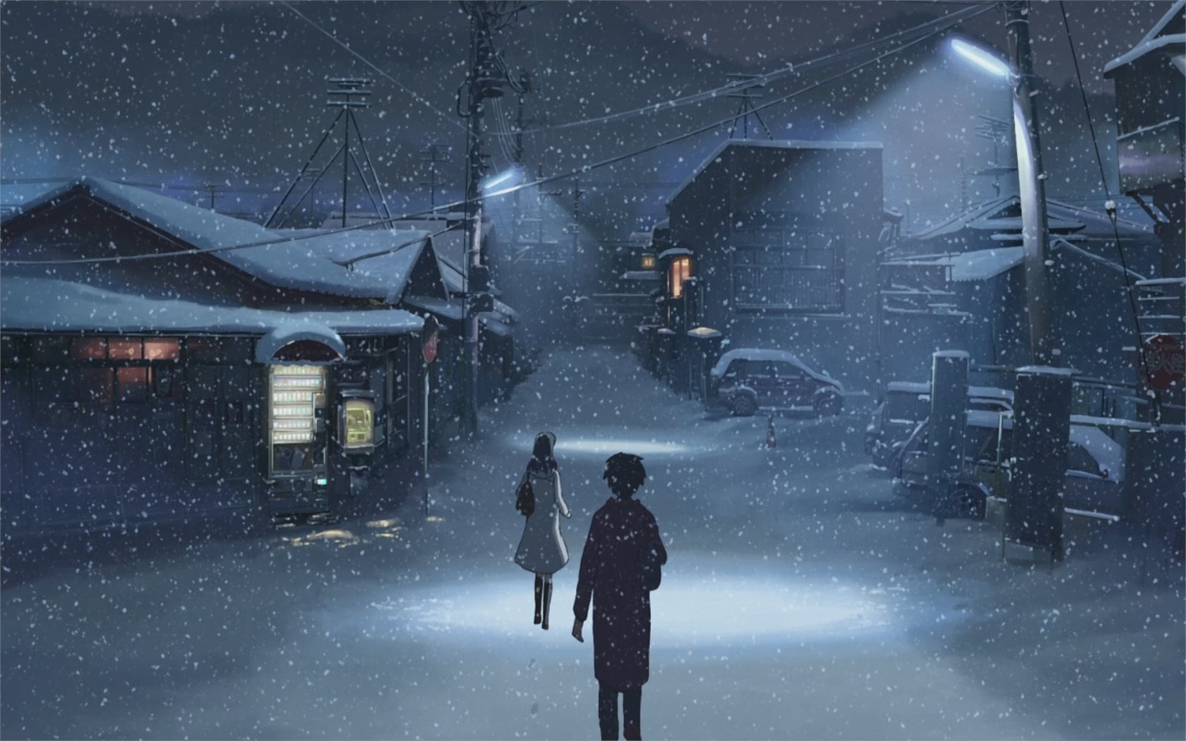 Awesome 5 (cm) Centimeters Per Second free background ID:90057 for hd 1680x1050 computer