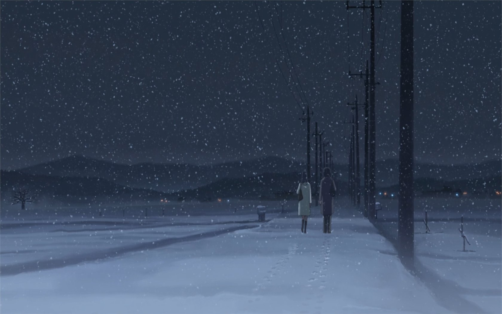 5 Cm Centimeters Per Second Wallpapers Hd For Desktop Backgrounds