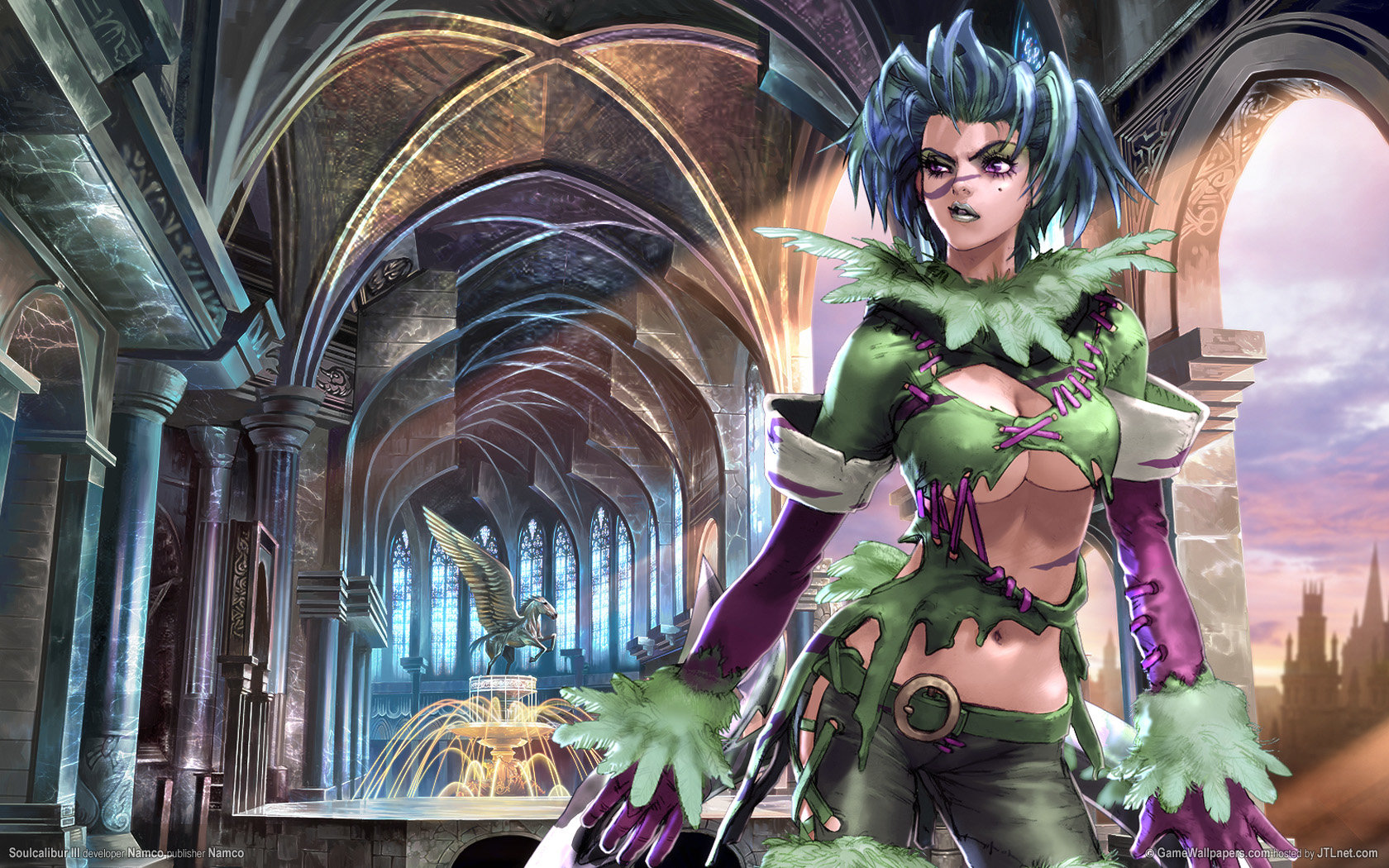 High resolution Soulcalibur hd 1680x1050 background ID:246516 for desktop