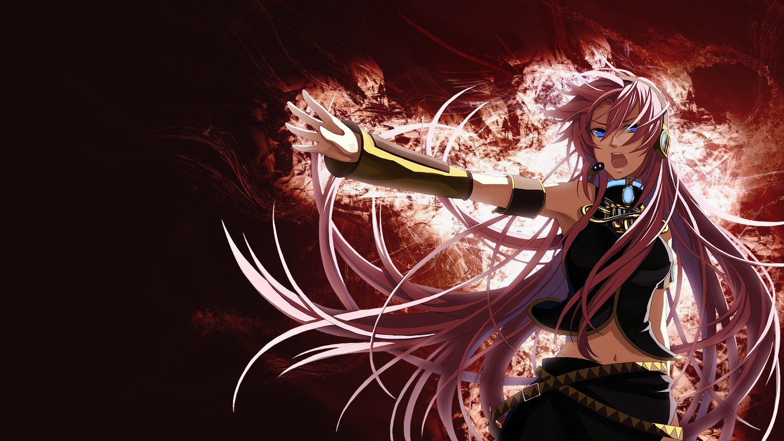 Free Luka Megurine high quality wallpaper ID:801 for hd 1600x900 PC