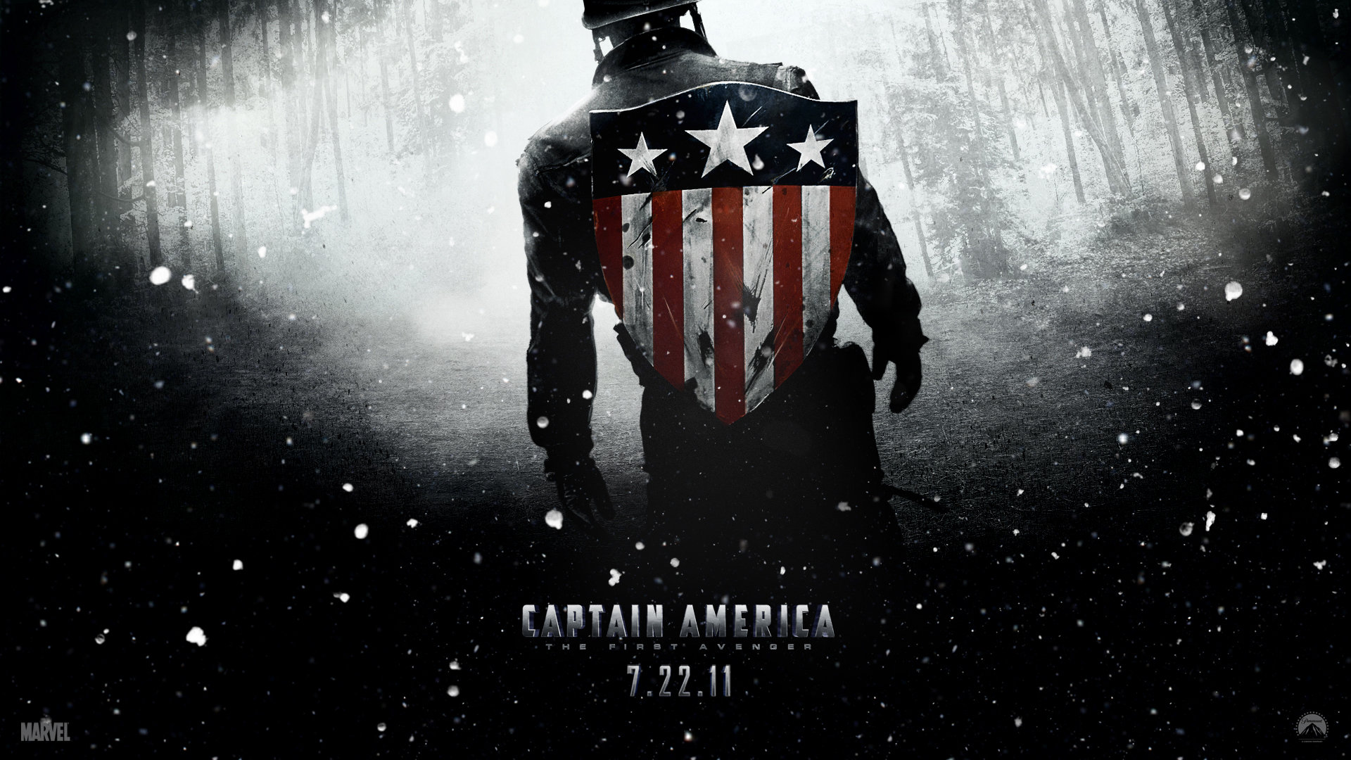 Captain America: The First Avenger wallpapers 1920x1080 ...