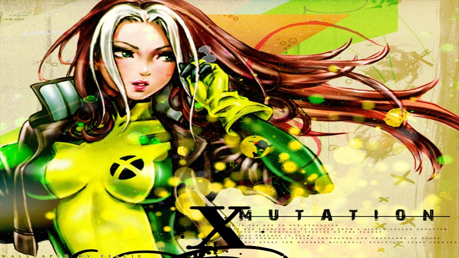 Awesome Rogue (X-men) free wallpaper ID:327010 for hd 1080p desktop