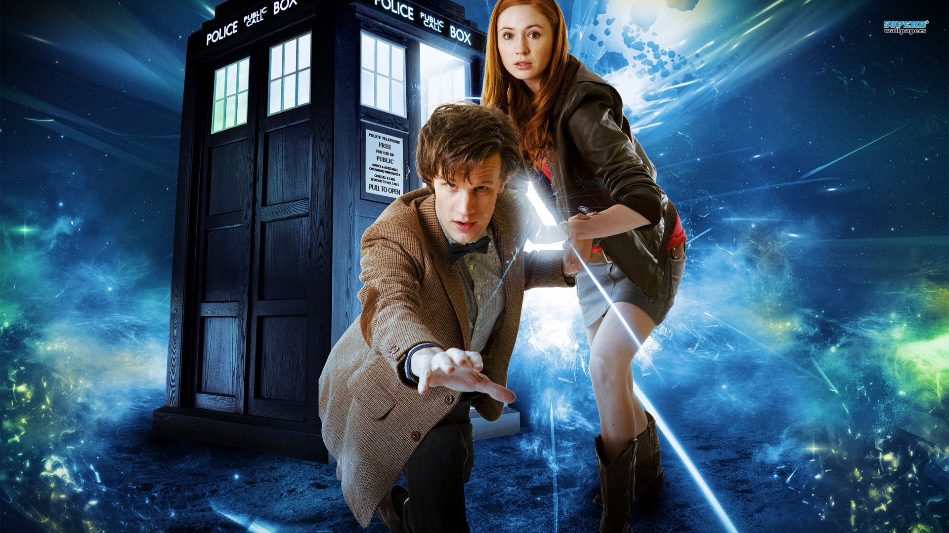 Awesome Tardis free wallpaper ID:95644 for full hd desktop