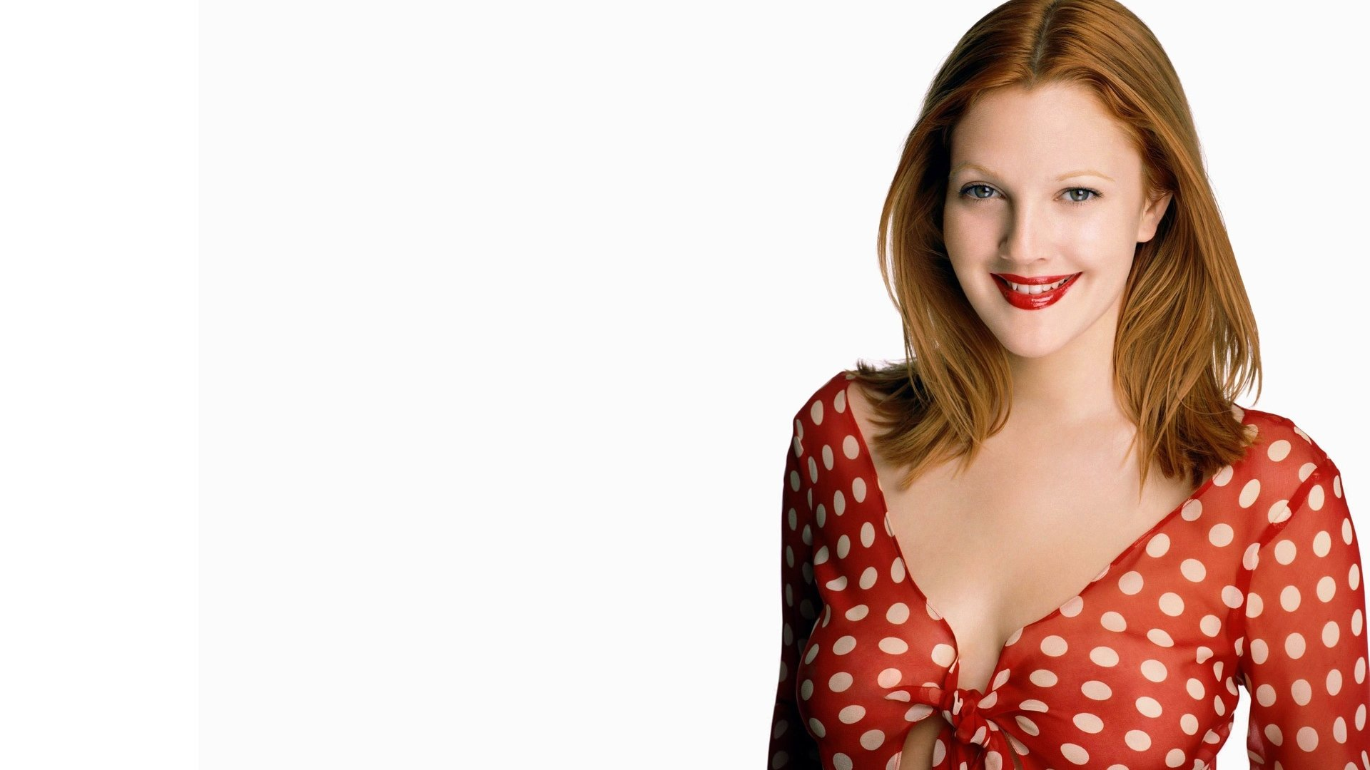 High resolution Drew Barrymore 1080p wallpaper ID:83632 for PC