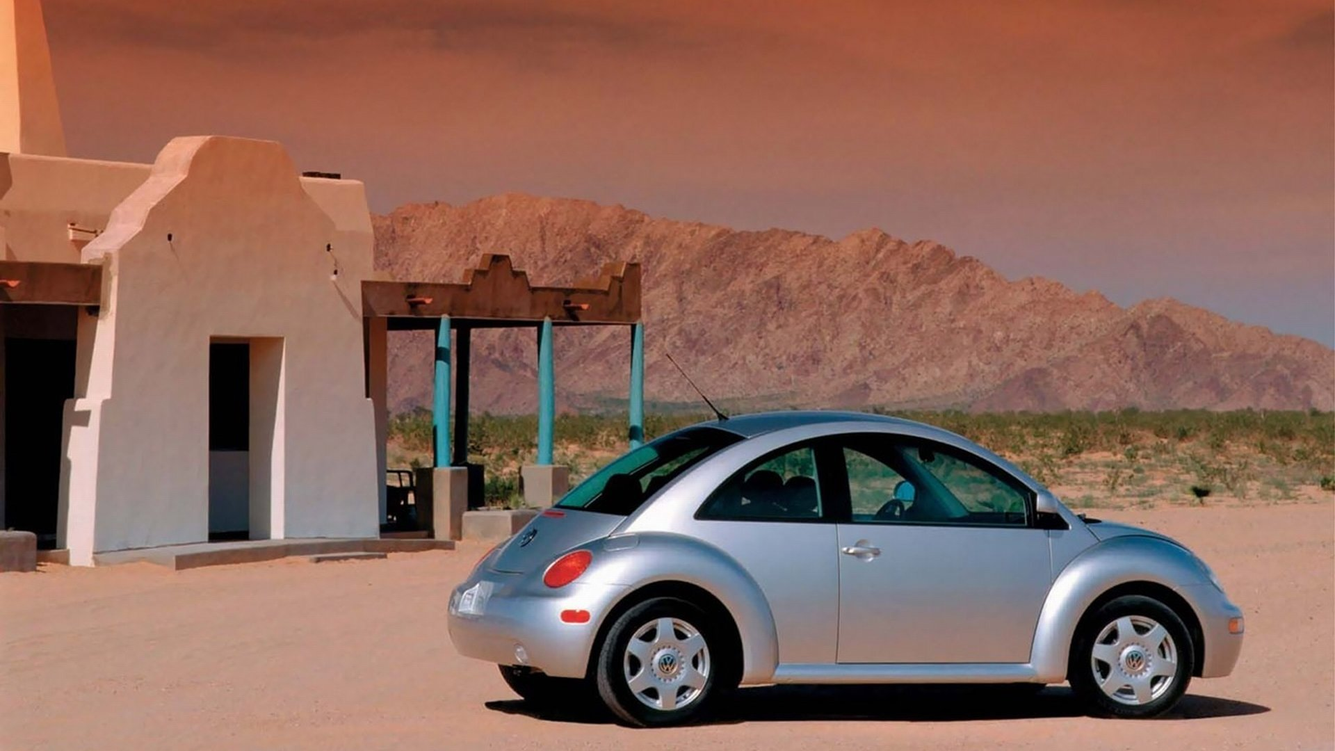 High resolution Volkswagen Beetle full hd 1920x1080 wallpaper ID:117227 for PC