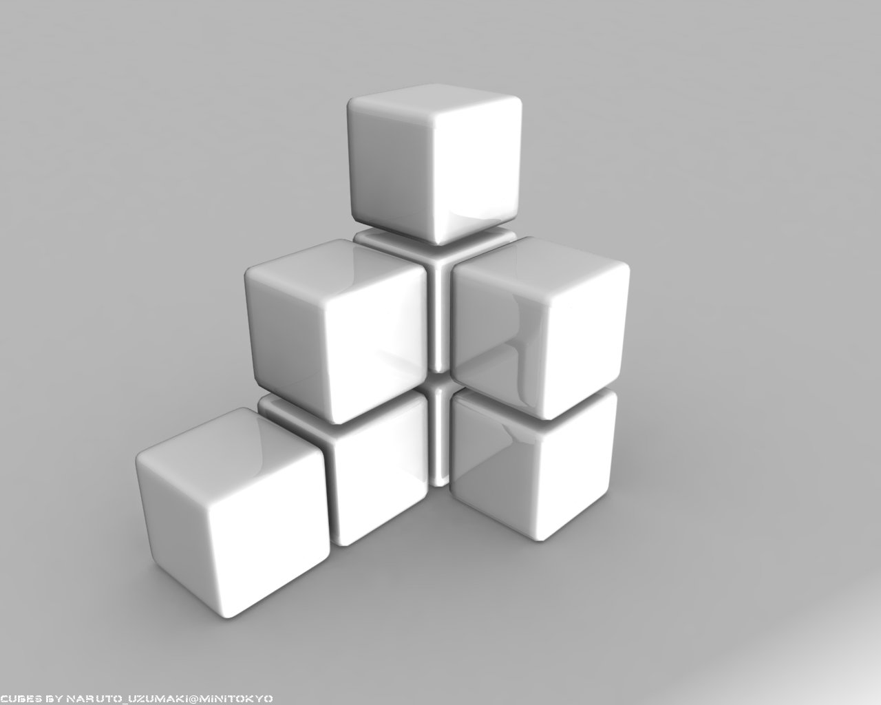 Awesome Cube free wallpaper ID:71681 for hd 1280x1024 desktop