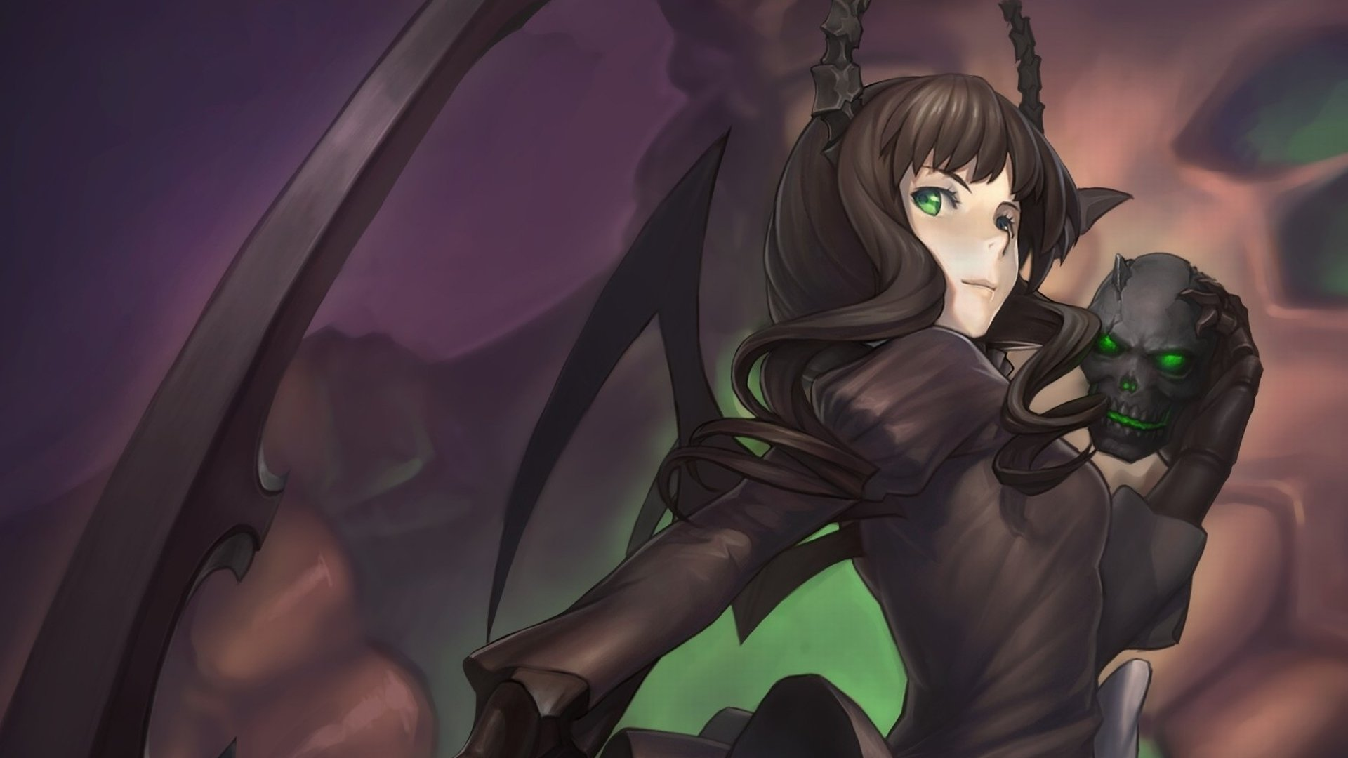 High resolution Dead Master (Black Rock Shooter) full hd background ID:454702 for computer