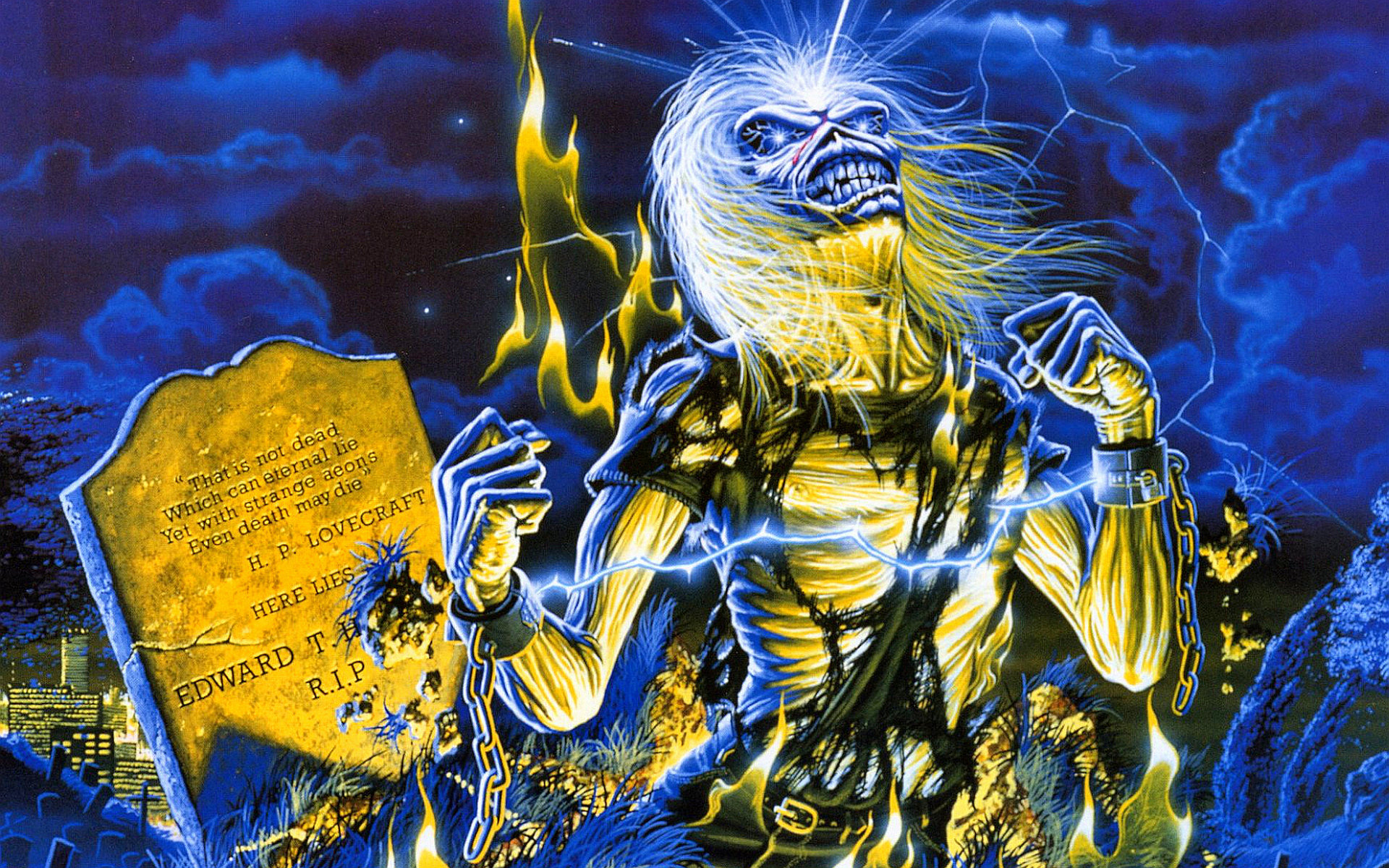 Free Iron Maiden high quality background ID:72403 for hd 1920x1200 PC