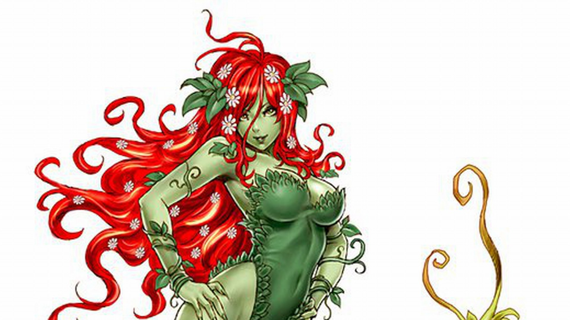High resolution Poison Ivy full hd wallpaper ID:430634 for desktop