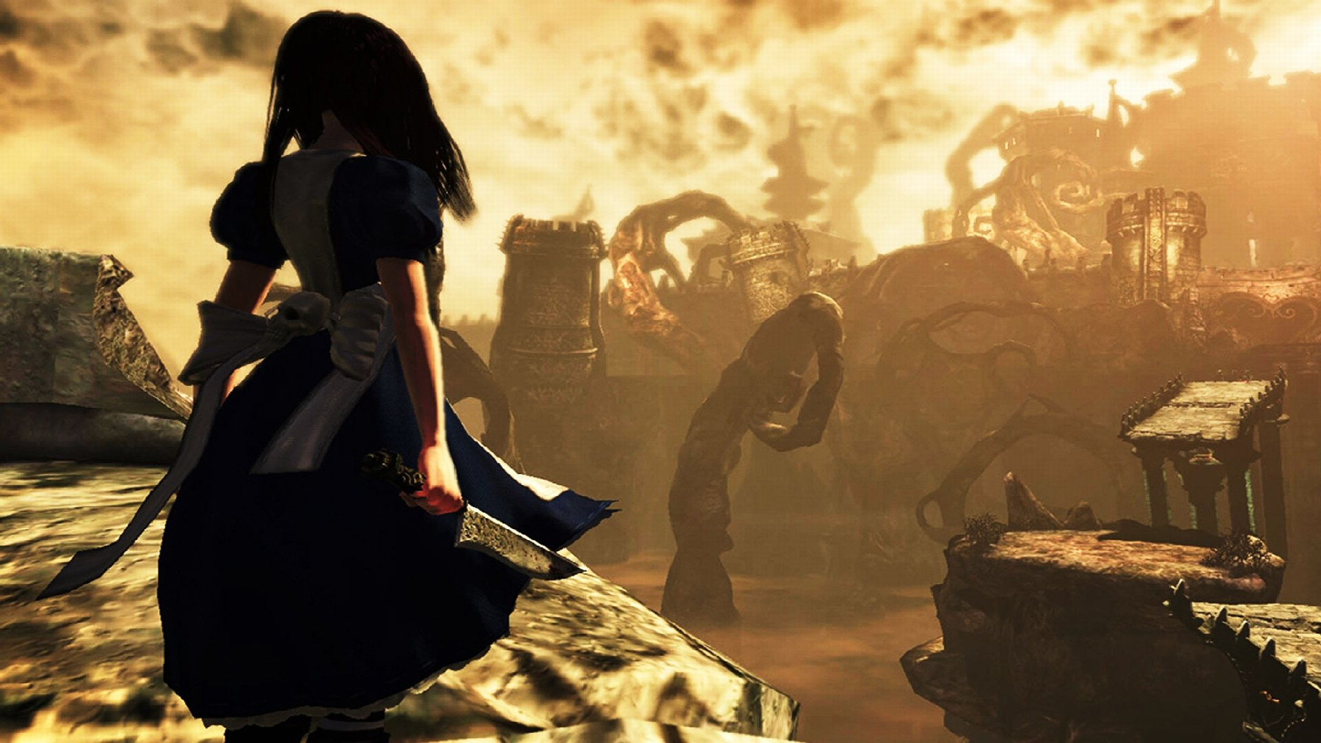 Alice Madness Returns Wallpapers 1920x1080 Full Hd 1080p