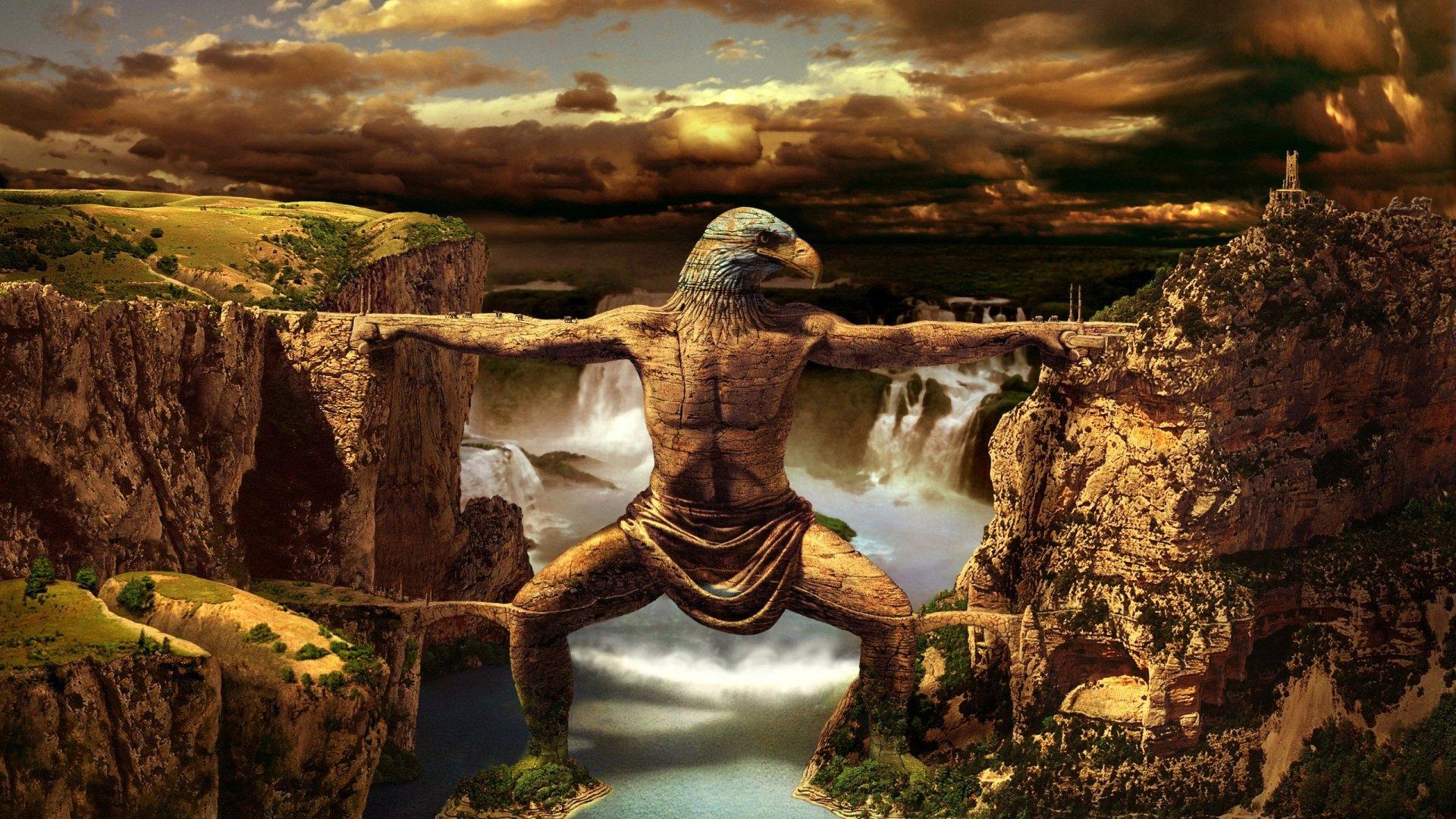 Fantasy Landscape Wallpapers 1920x1080 Full Hd 1080p Desktop