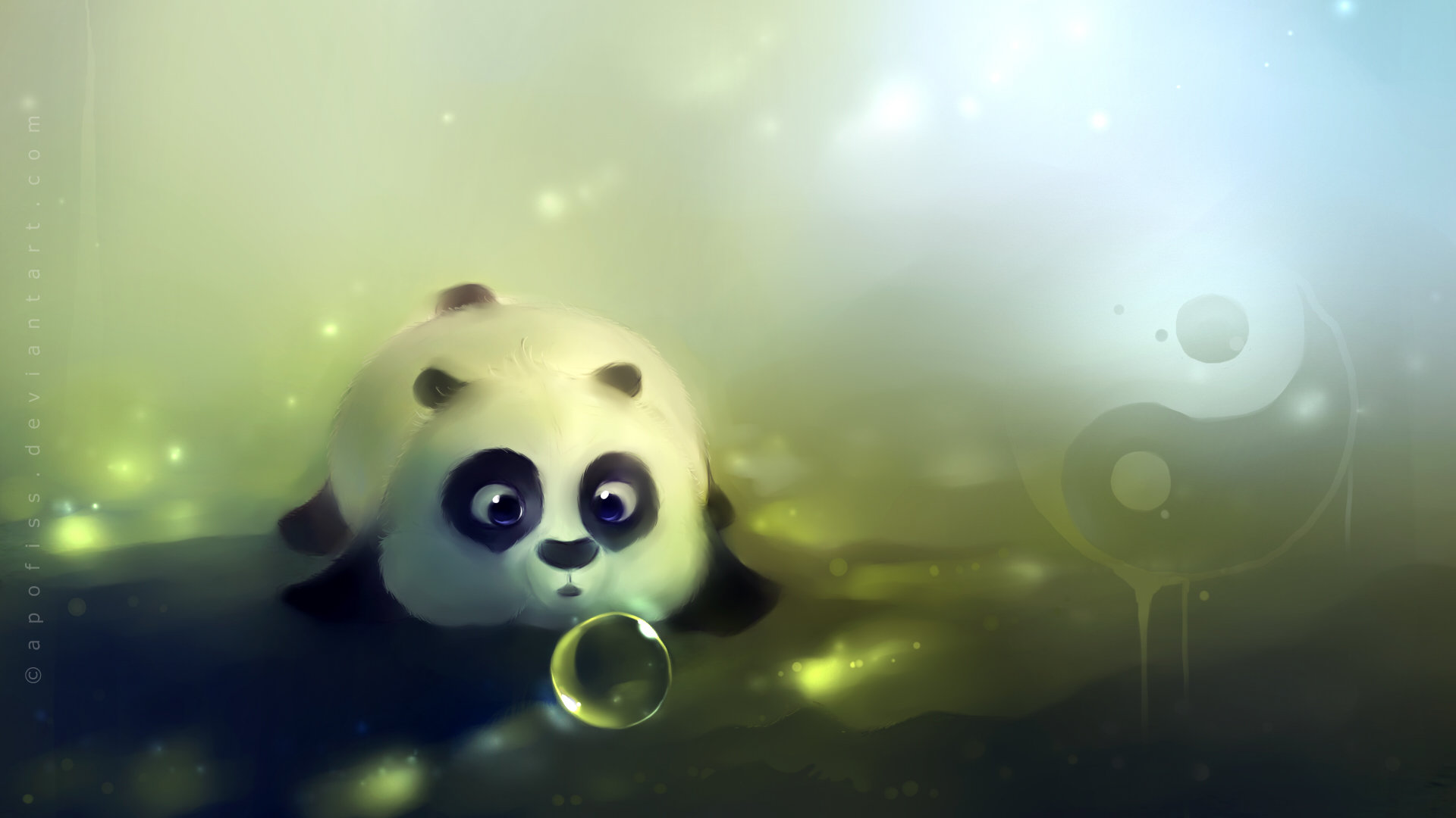 Free Panda high quality background ID:300396 for hd 1920x1080 PC