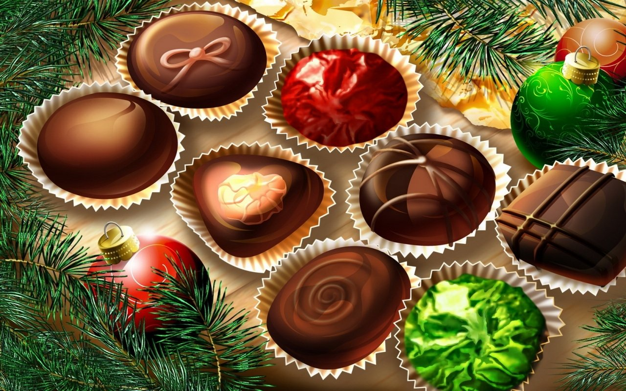 Free download Chocolate wallpaper ID:129904 hd 1280x800 for computer