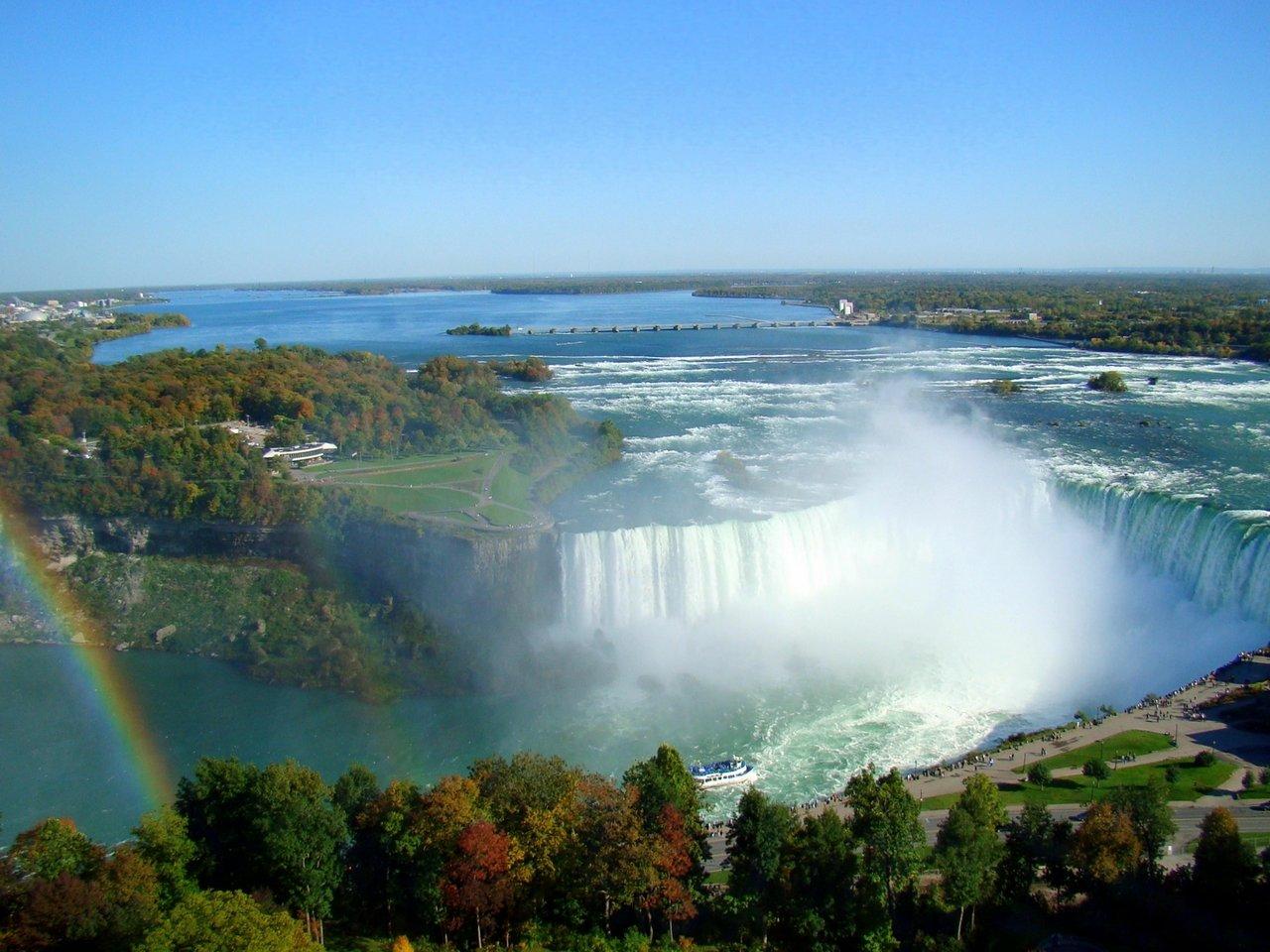 Niagara Falls Wallpapers Hd For Desktop Backgrounds