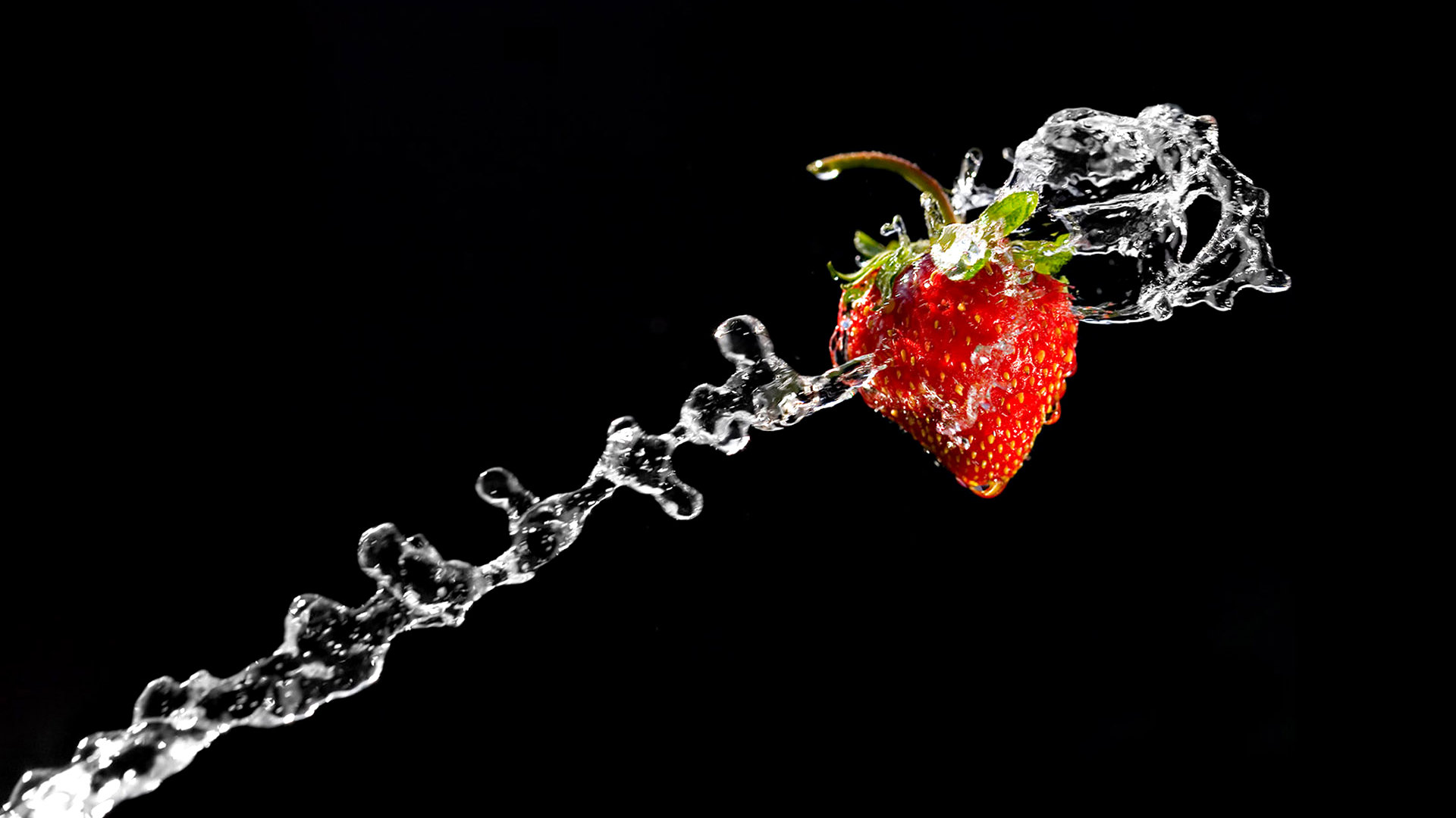 Free Strawberry high quality background ID:91043 for full hd 1080p PC