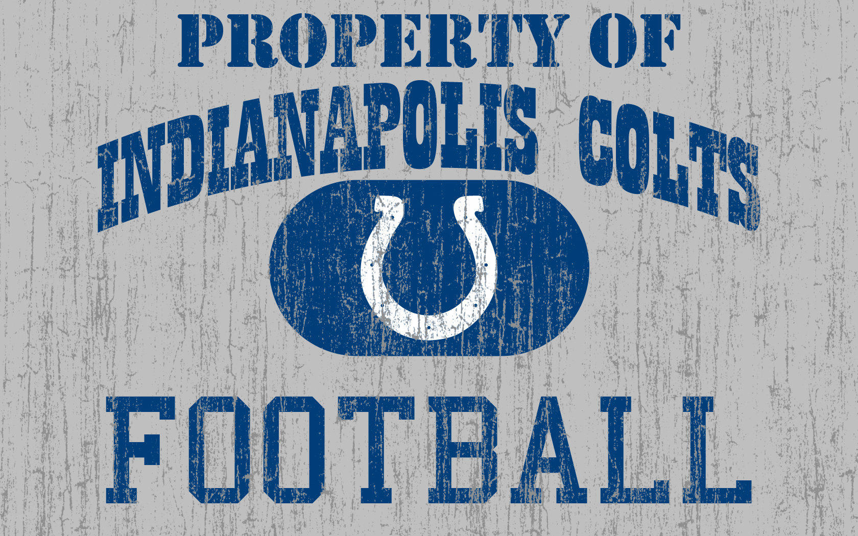 Best Indianapolis Colts background ID:18351 for High Resolution hd 1680x1050 computer