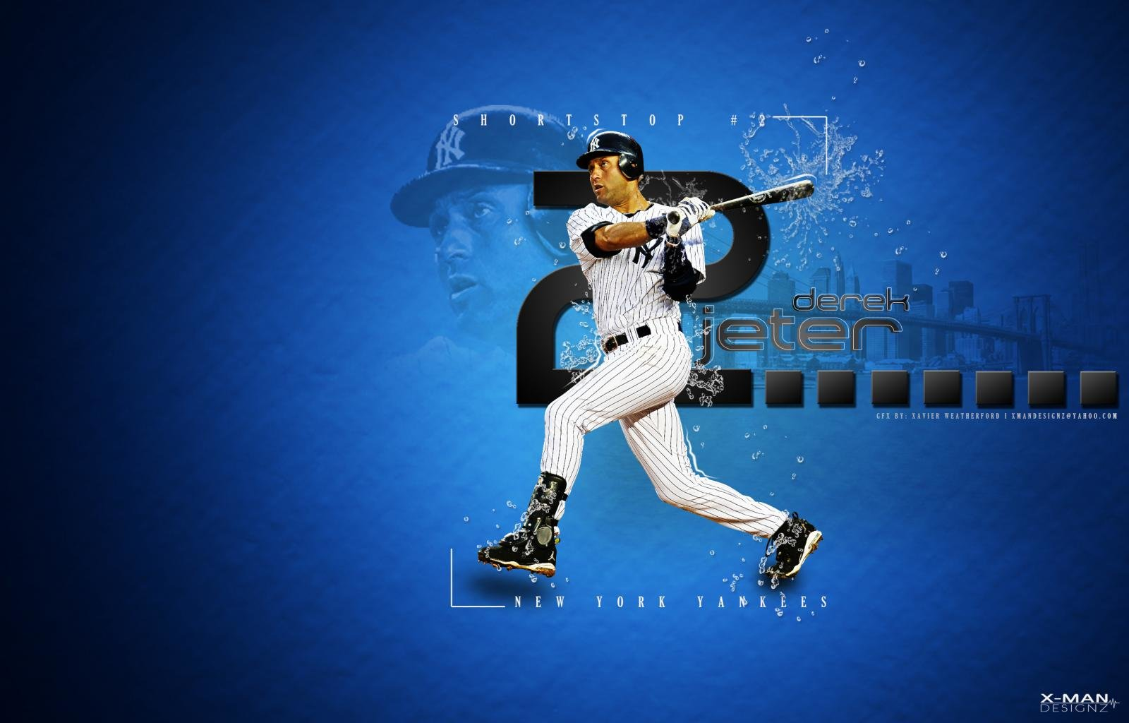Free download New York Yankees background ID:21883 hd 1600x1024 for computer