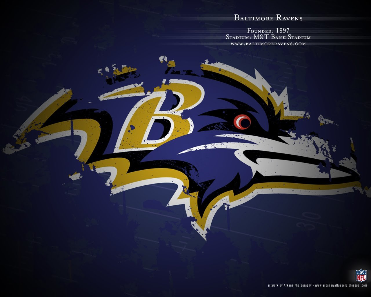 Best Baltimore Ravens background ID:269339 for High Resolution hd 1280x1024 desktop