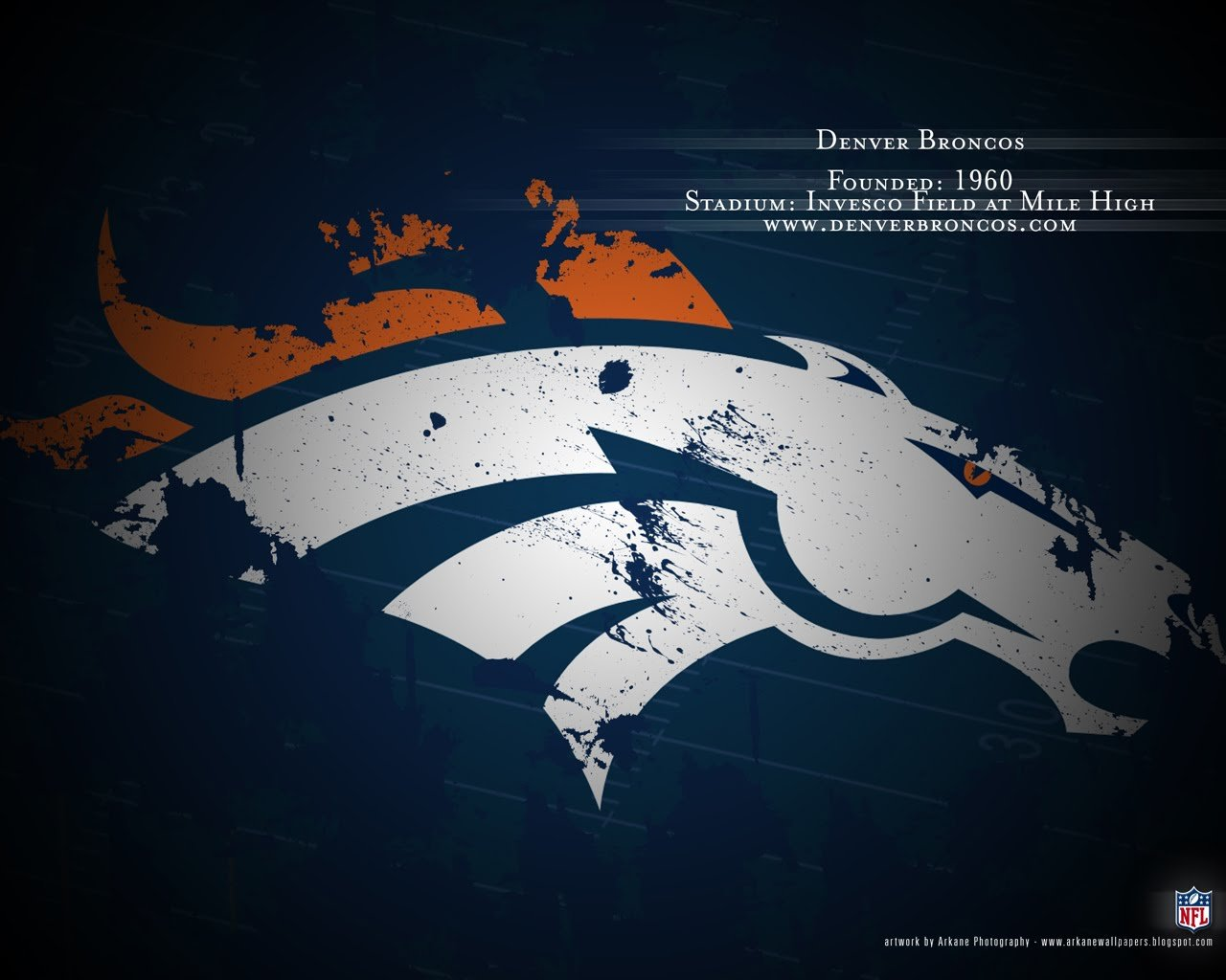 Best Denver Broncos background ID:410815 for High Resolution hd 1280x1024 desktop