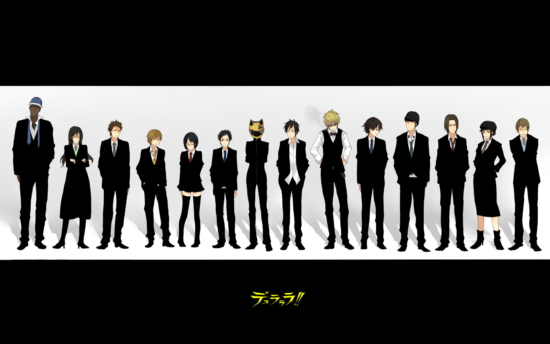 Free download Durarara background ID:321259 hd 1920x1200 for desktop