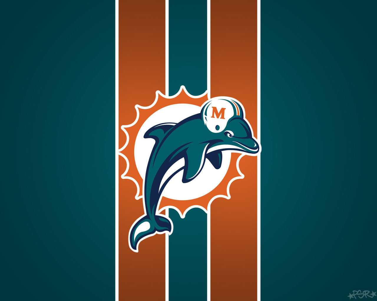 Free download Miami Dolphins wallpaper ID:469492 hd 1280x1024 for computer